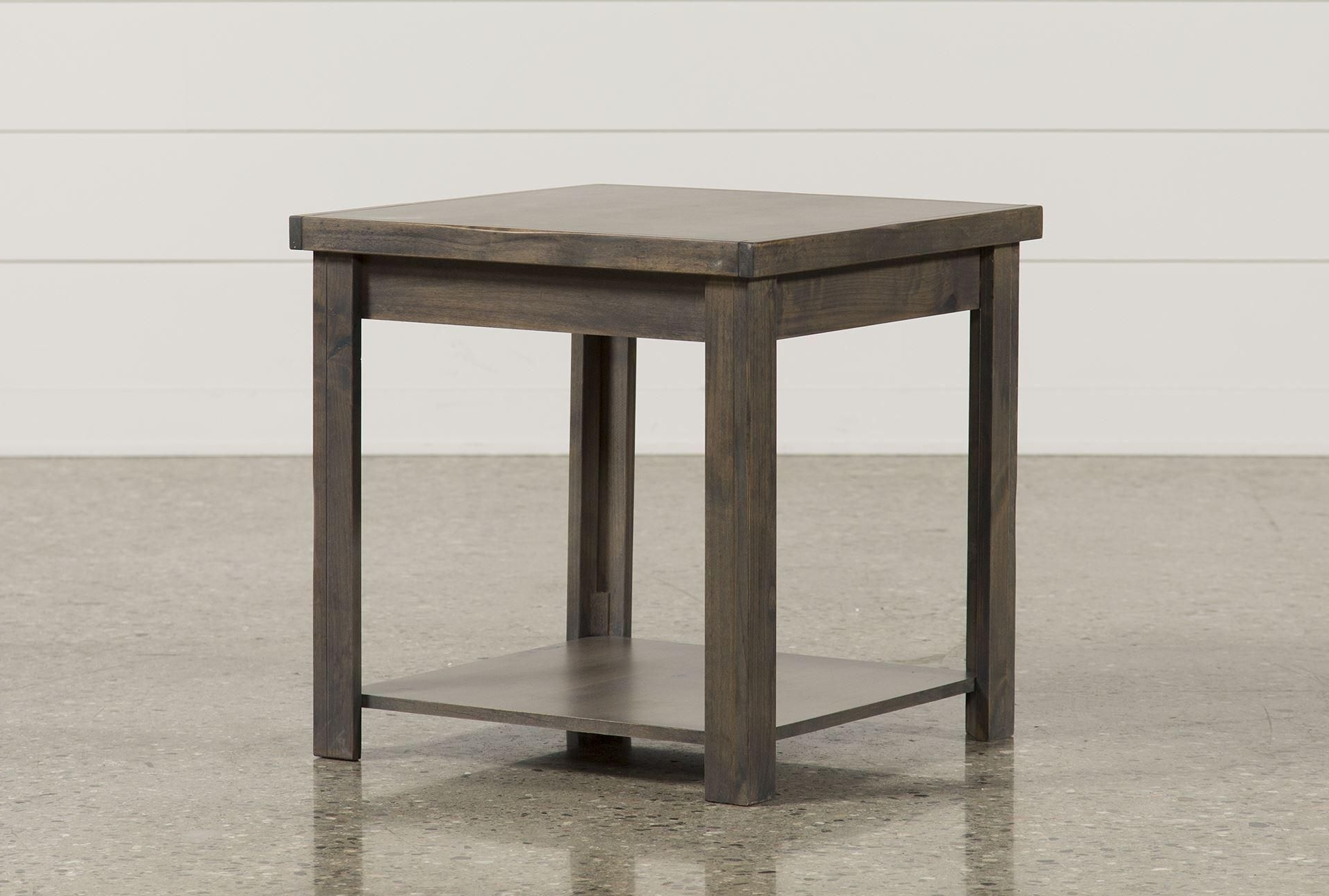 Most Current Proton Cocktail Tables Intended For Ducar End Table (View 7 of 20)