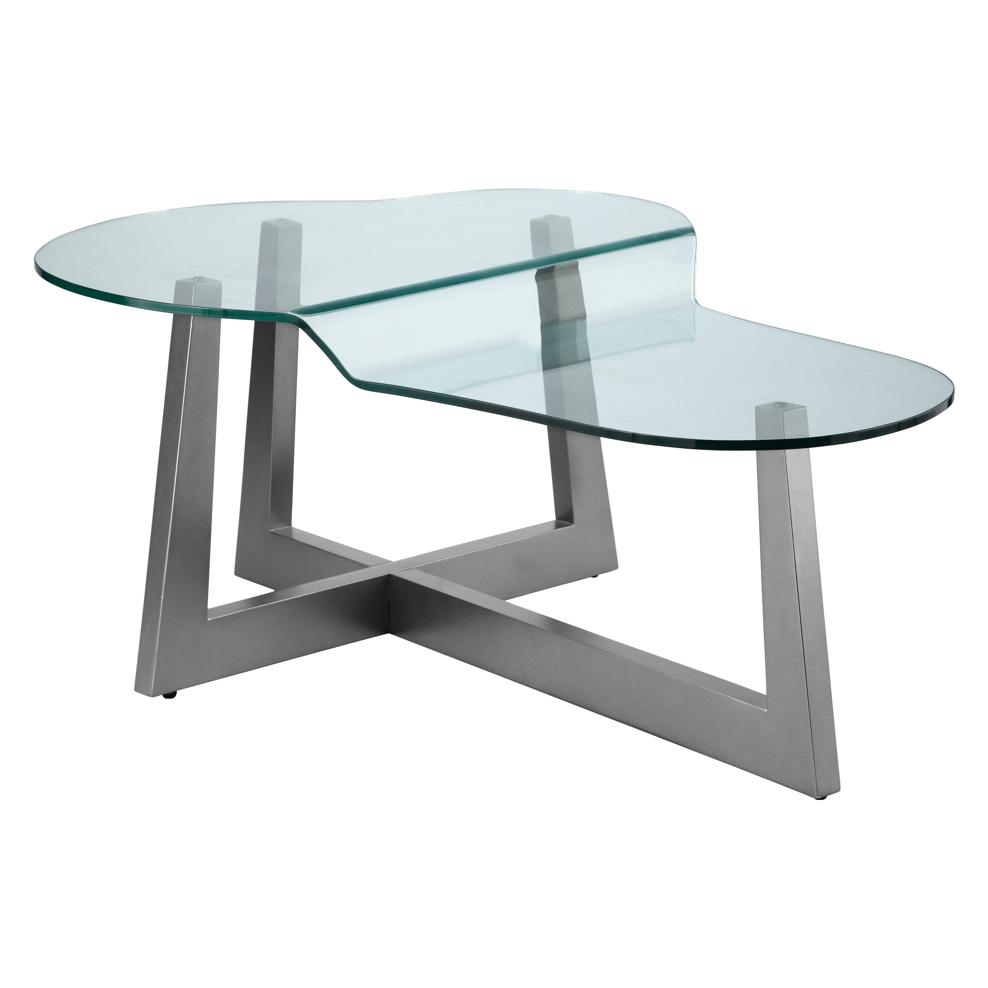 Most Current Slab Small Marble Coffee Tables With Antiqued Silver Base Pertaining To Solid Wood Round Coffee Table (View 14 of 20)