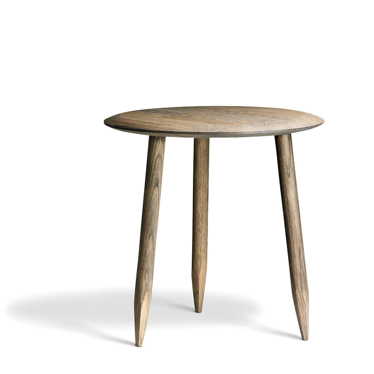 Most Current Smoked Oak Side Tables With Regard To Hoof Table Sw1&tradition In The Shop (View 9 of 20)