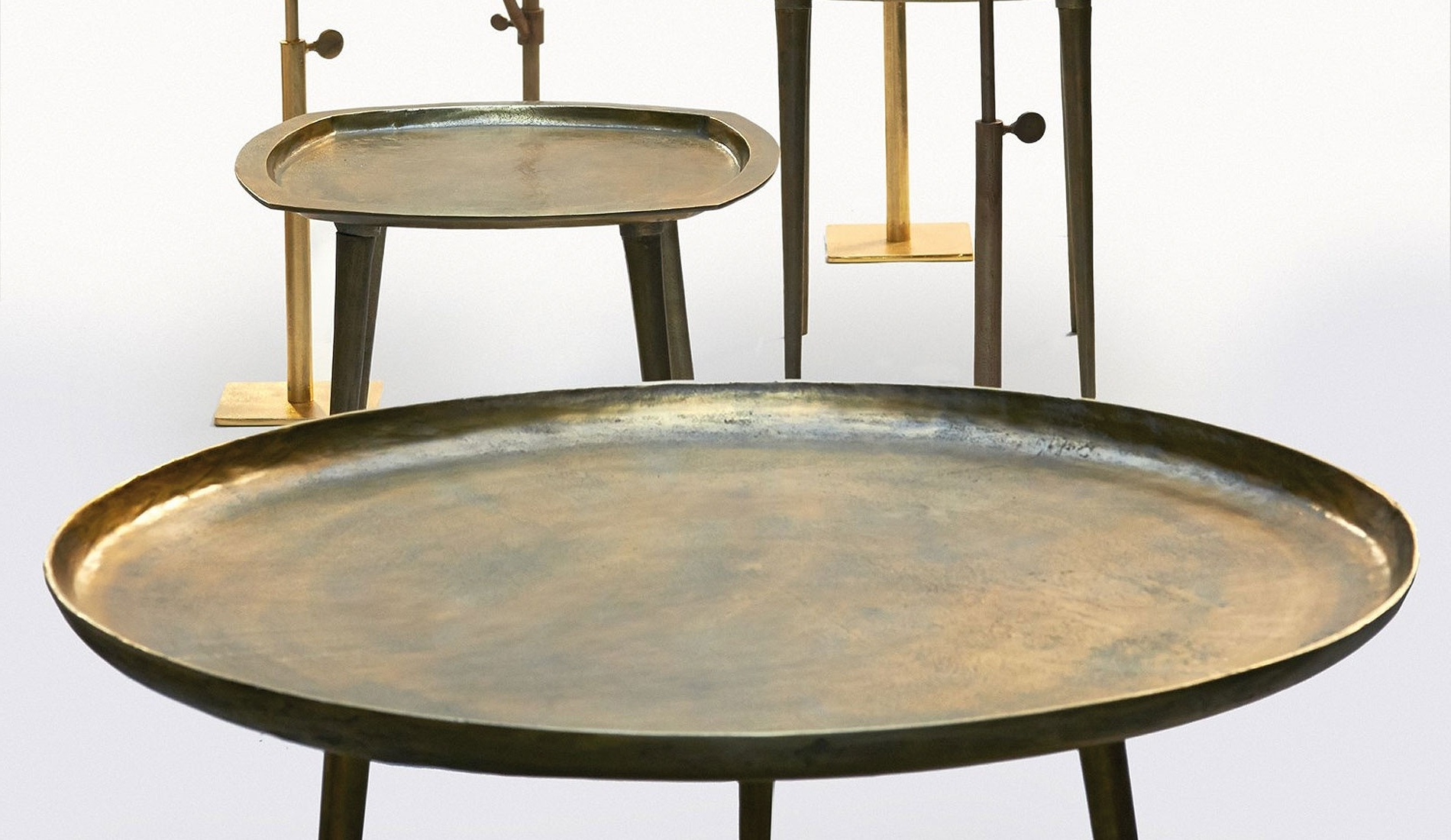 Most Popular Antique Brass Coffee Tables In Vintage Brass Coffee Table Fresh Antique Marble And Brass Coffee (View 11 of 20)