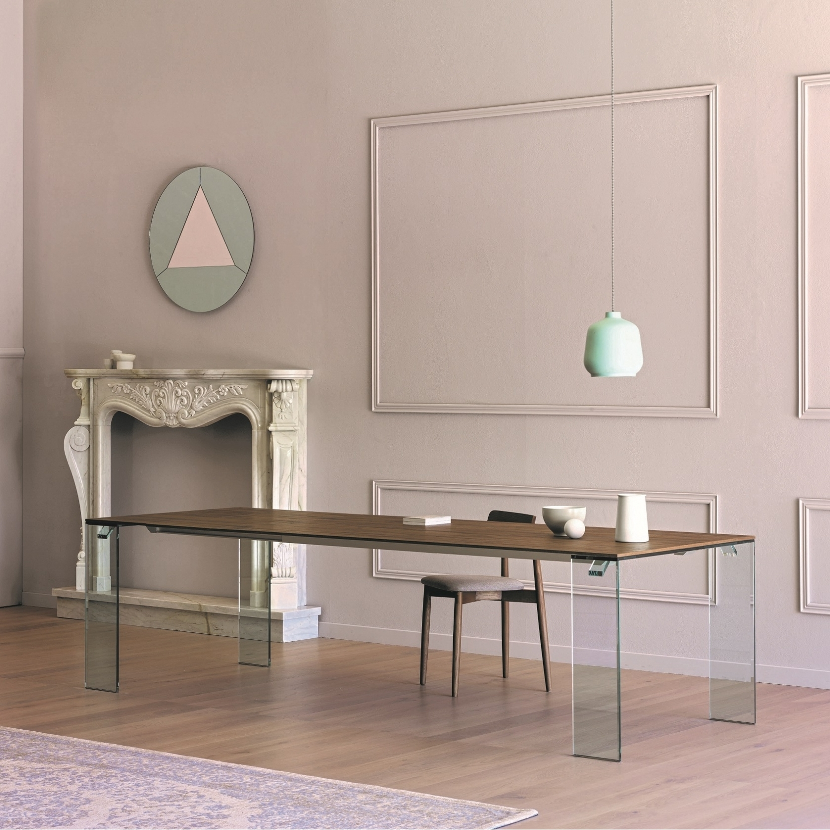 Most Popular Aria Lift Top Cocktail Tables Throughout Miniforms Aria Extensible Dining Table – Tattahome (View 12 of 20)