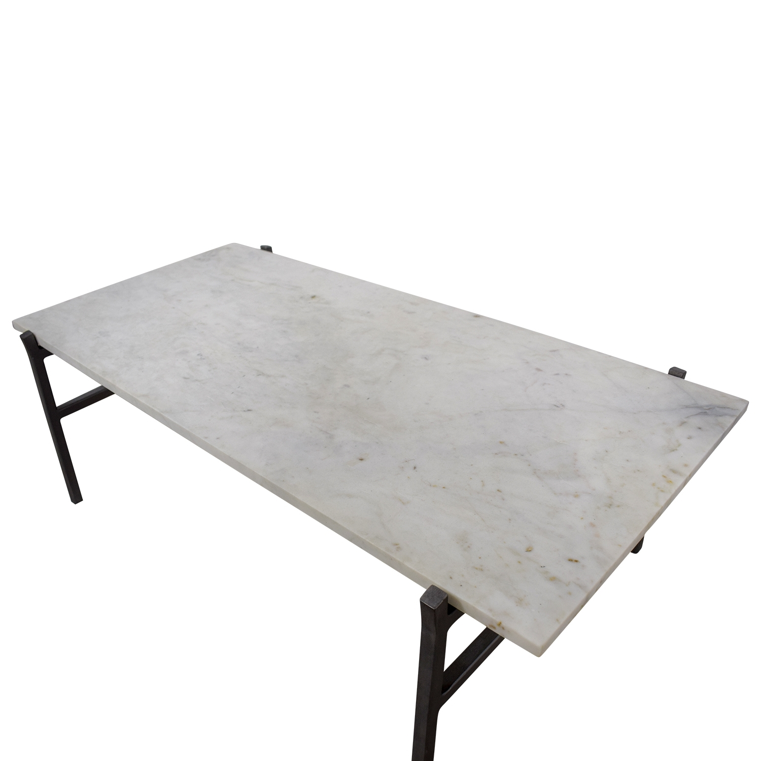 [%Most Popular Slab Small Marble Coffee Tables With Antiqued Silver Base For 24% Off – Cb2 Cb2 Slab Small Marble Coffee Table With Antiqued|24% Off – Cb2 Cb2 Slab Small Marble Coffee Table With Antiqued Regarding Current Slab Small Marble Coffee Tables With Antiqued Silver Base%] (View 5 of 20)