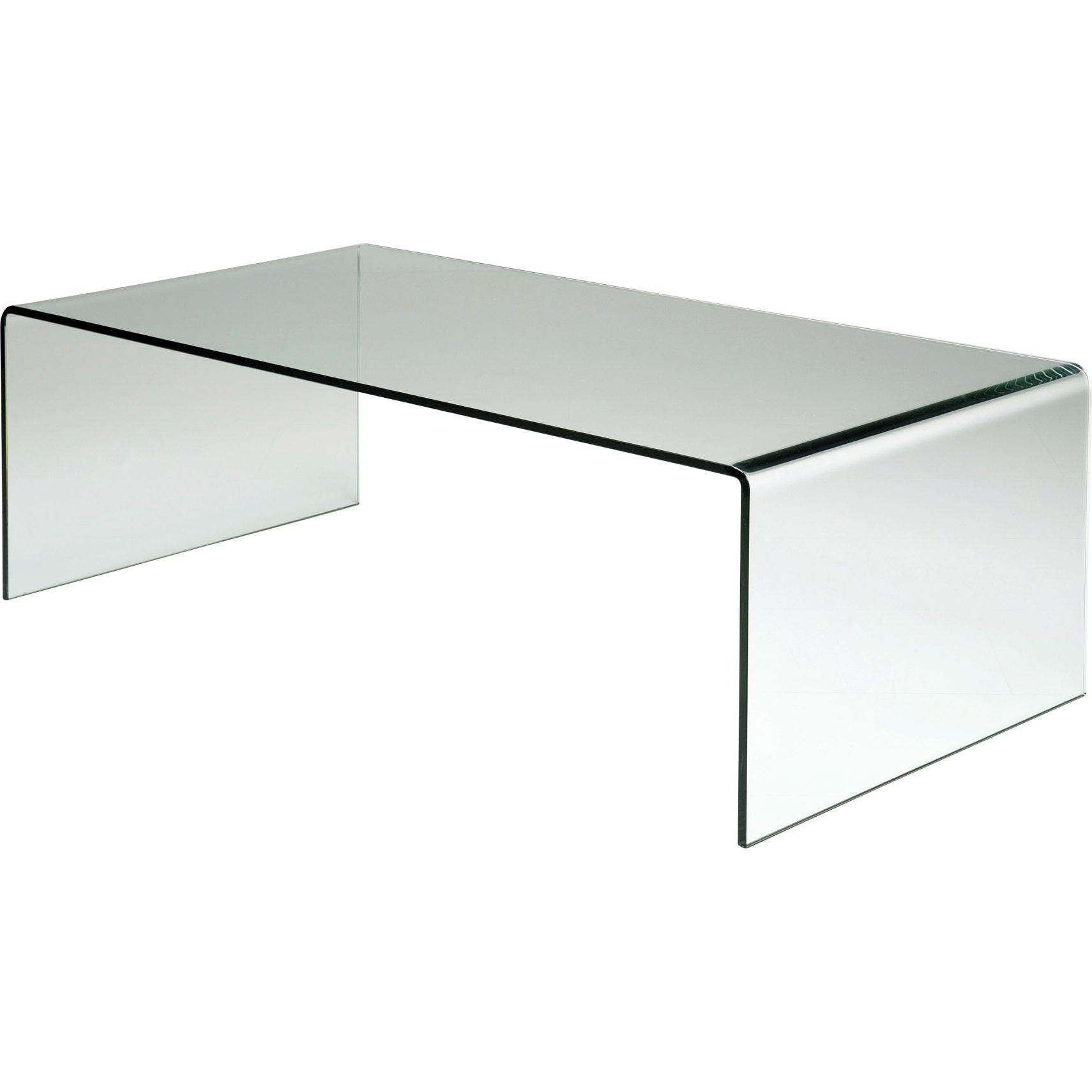 Most Popular Square Waterfall Coffee Tables With Regard To Waterfall Coffee Table (View 4 of 20)
