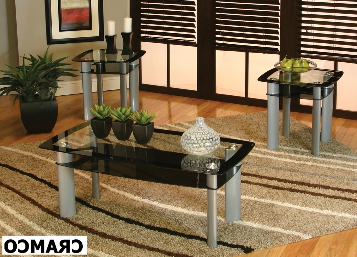 Most Popular Valencia Cocktail Tables Within Valencia 3 Piece Table Set – Coffee Table Sets – Livingroom Furniture (View 8 of 20)