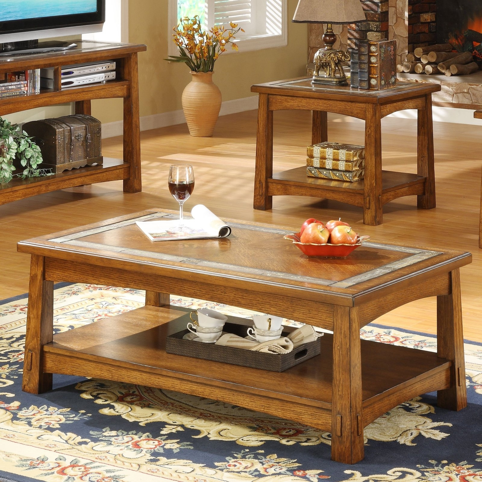 Featured Photo of Craftsman Cocktail Tables