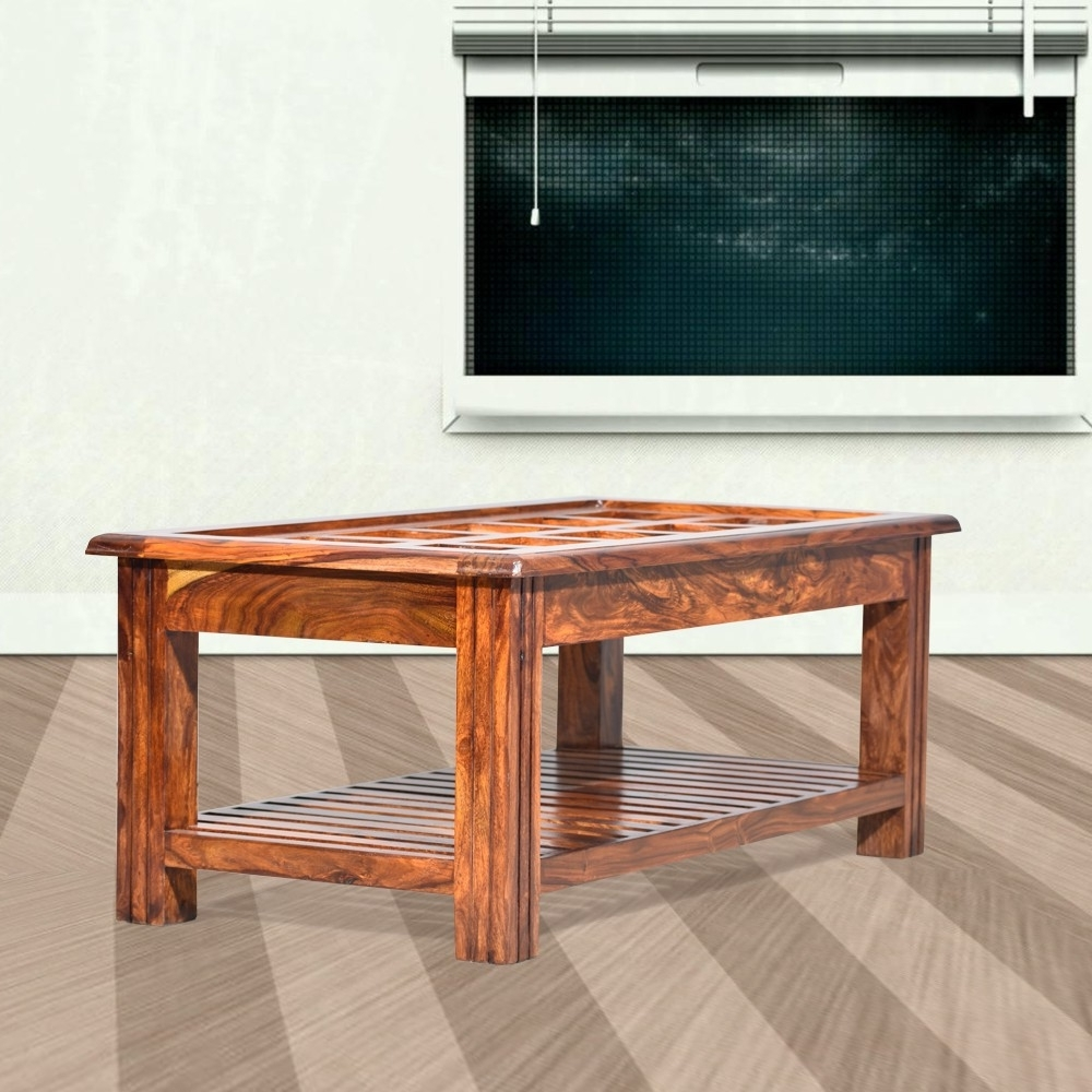 Most Recent Naveen Coffee Tables With Regard To Brass Center Table (View 4 of 20)