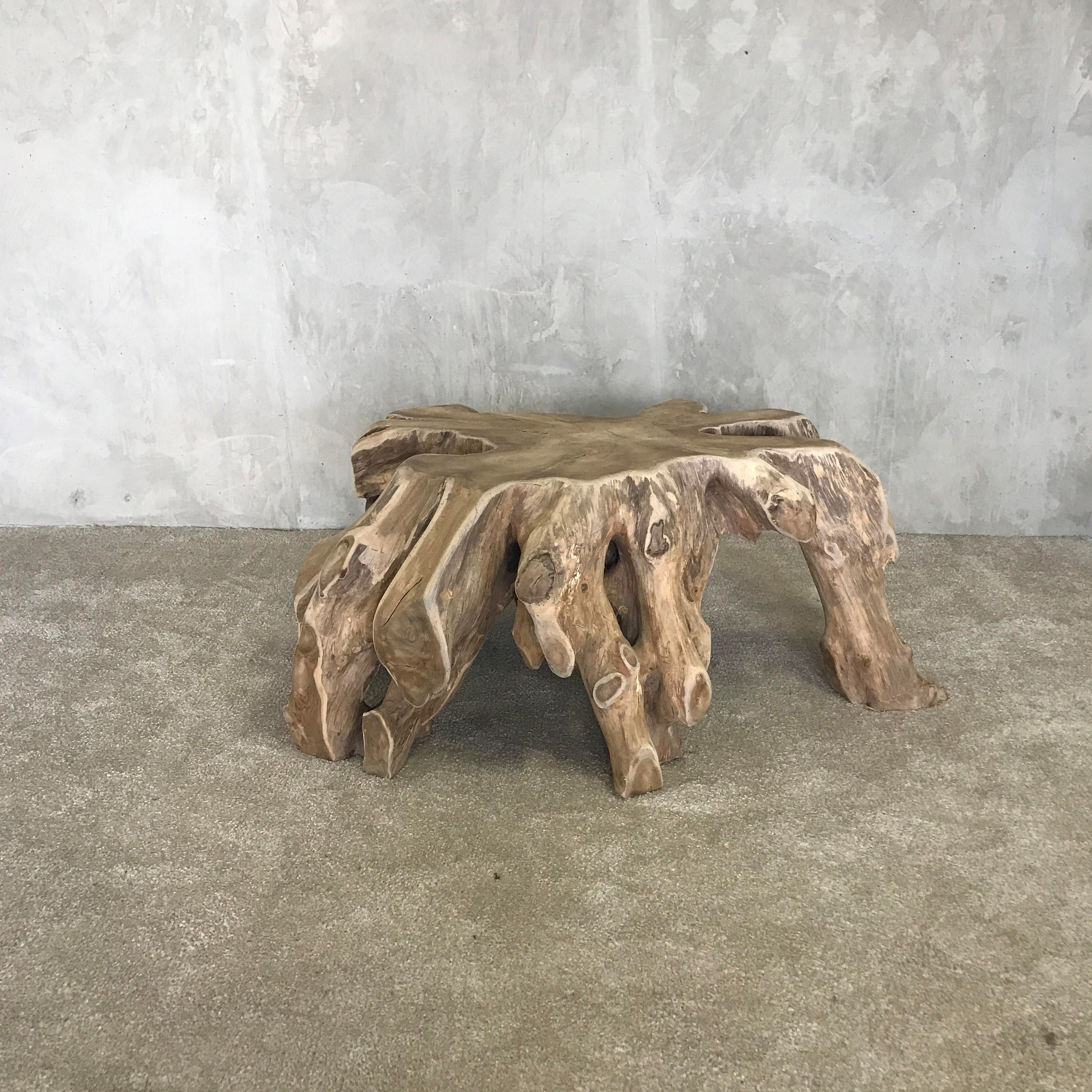 Most Recent Rectangular Barbox Coffee Tables Intended For Tree Stump Coffee Table Best Of Tree Trunk Coffee Table Fresh Coffee (View 9 of 20)
