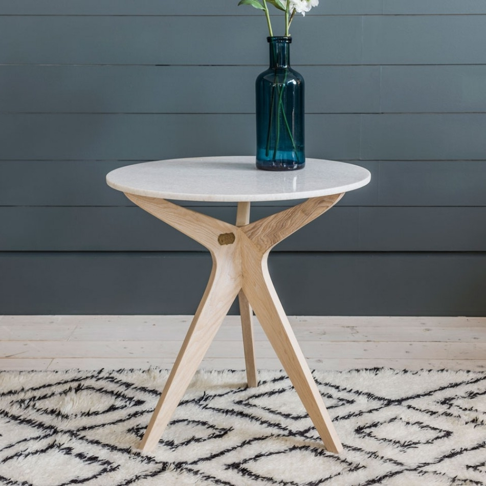 Most Recent Smart Round Marble Brass Coffee Tables In Smart Round Marble Coffee Table — Inside Houses : Round Marble (View 12 of 20)