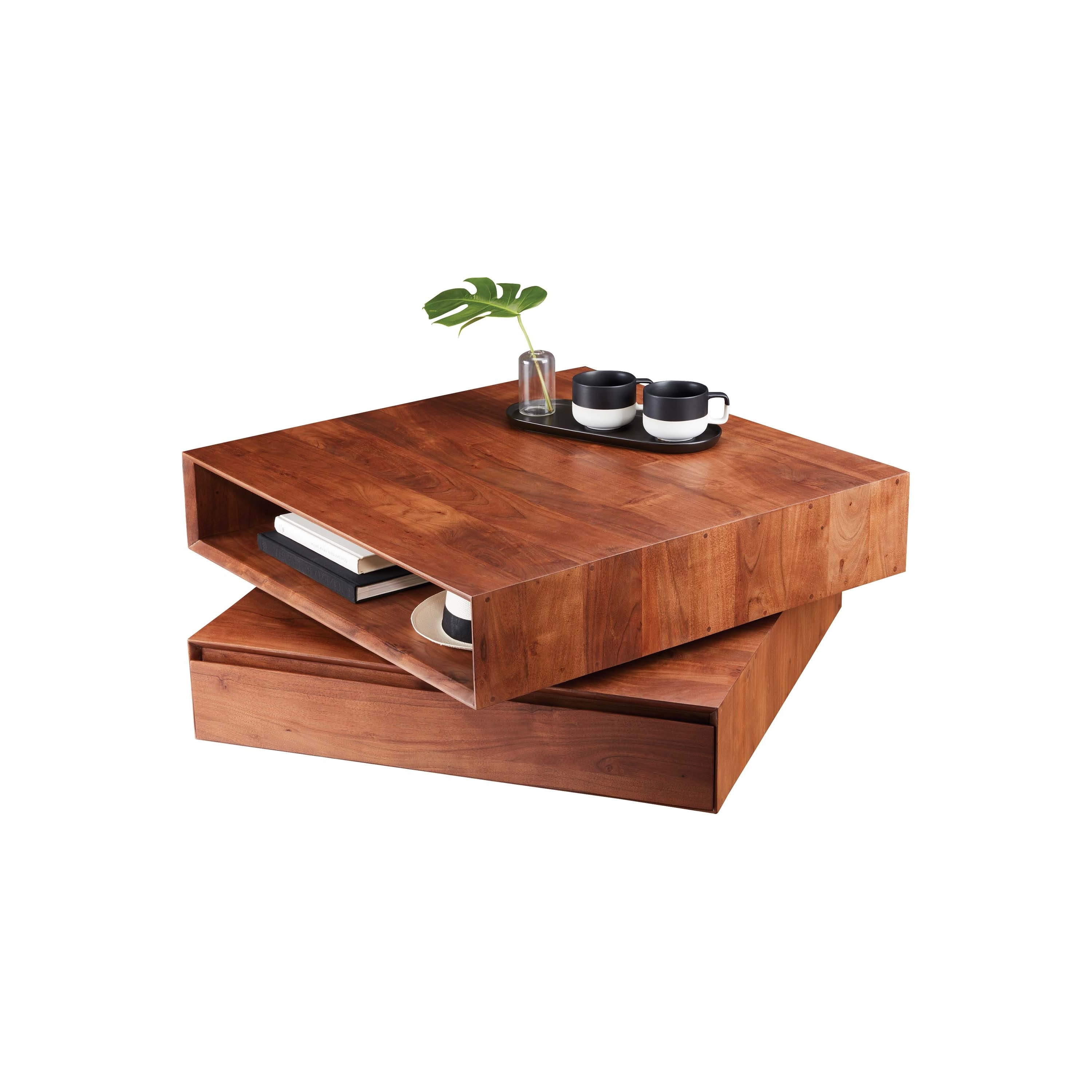 Most Recently Released Spin Rotating Coffee Tables Intended For 6 Scene Stealing Coffee Tables We Love – Western Living Magazine (View 7 of 20)