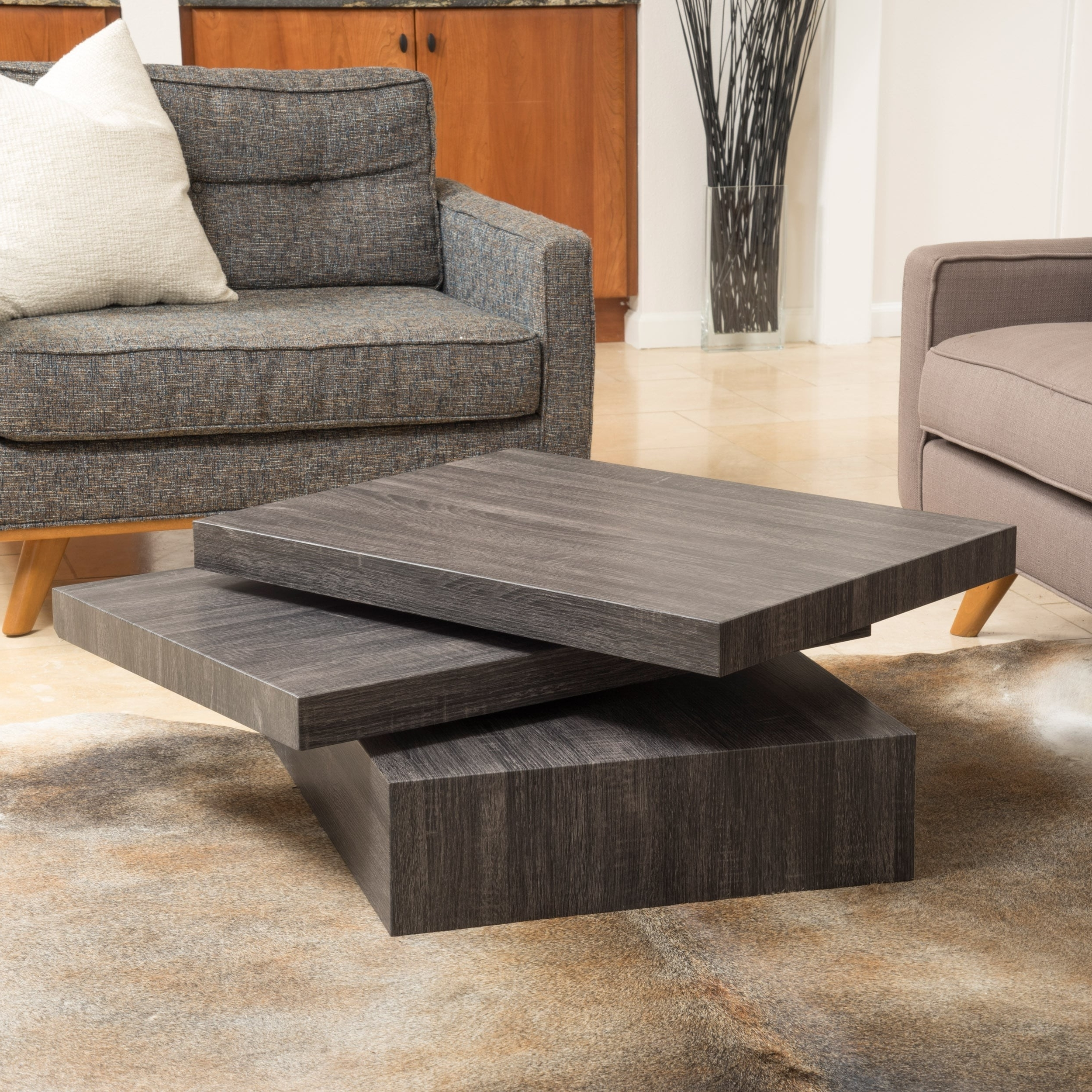 Most Recently Released Spin Rotating Coffee Tables Throughout Rotating Coffee Tables – Tadalafilcanada (View 19 of 20)