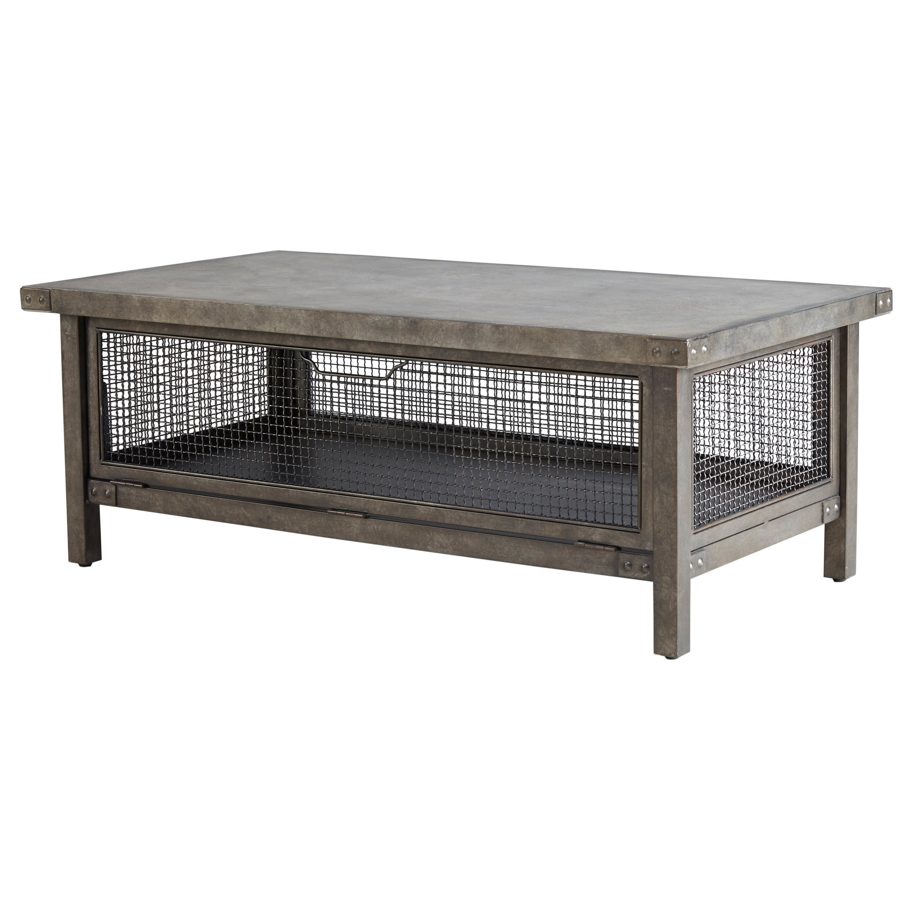 Most Up To Date Cody Expandable Cocktail Tables Pertaining To Shop Ink And Ivy Cody Storage Coffee Table – Free Shipping Today (View 12 of 20)