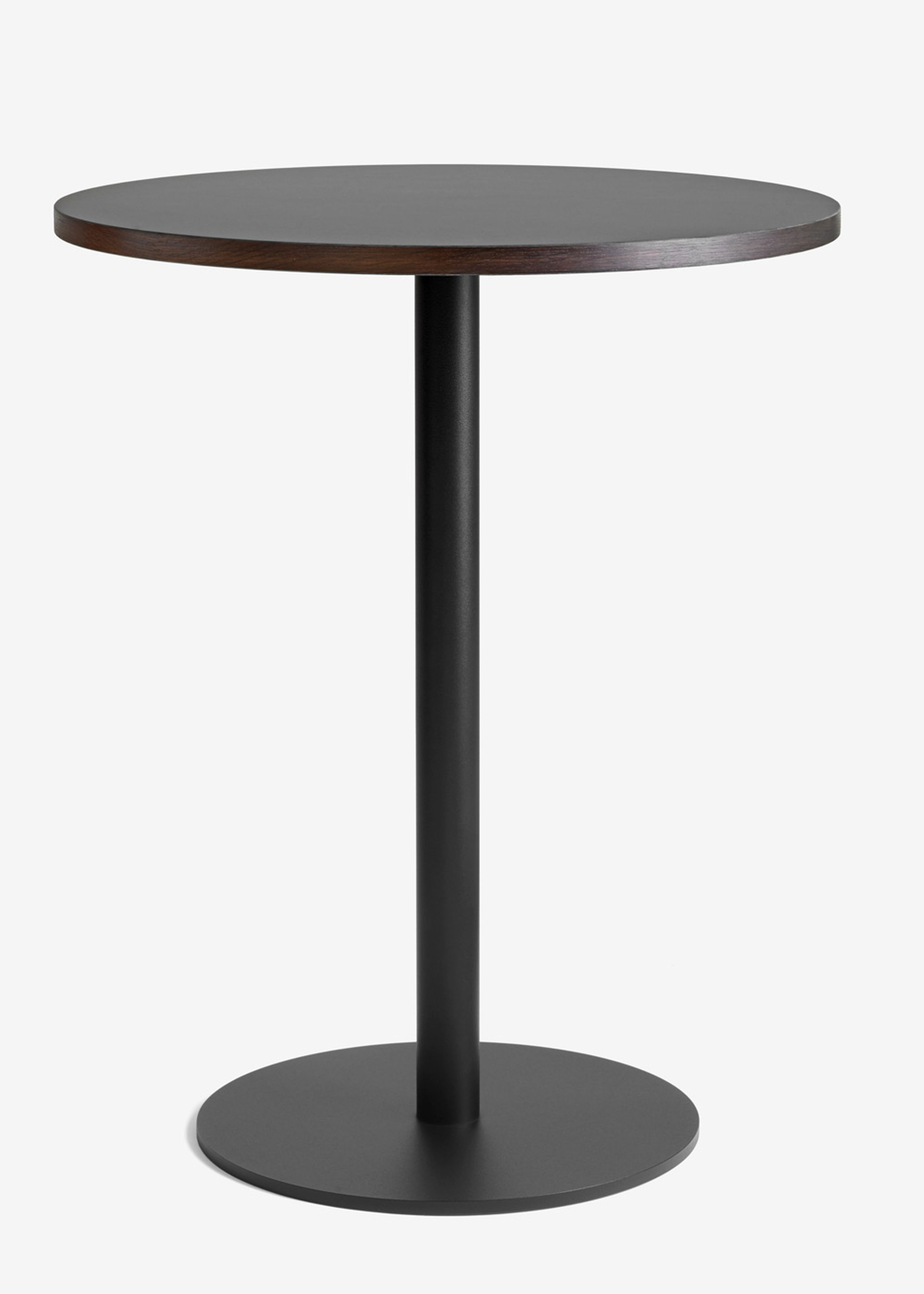 Nærvær / Na9 / Na10 / Na11 – Table – &tradition With Fashionable Smoked Oak Side Tables (View 17 of 20)