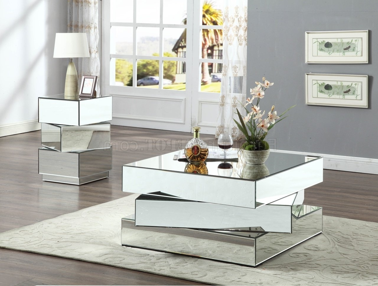 Newest Haven Coffee Tables Pertaining To Haven Coffee Table 228 W/optional End Tablemeridian (View 5 of 20)