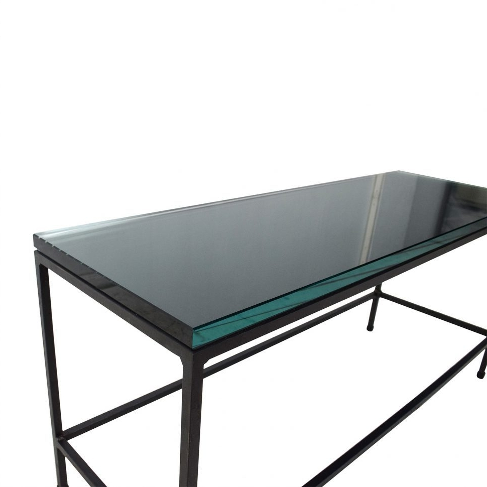Nifty Clear Acrylic Coffee Table Clear Acrylic Coffee Table Cocktail Within Current Square Waterfall Coffee Tables (View 15 of 20)