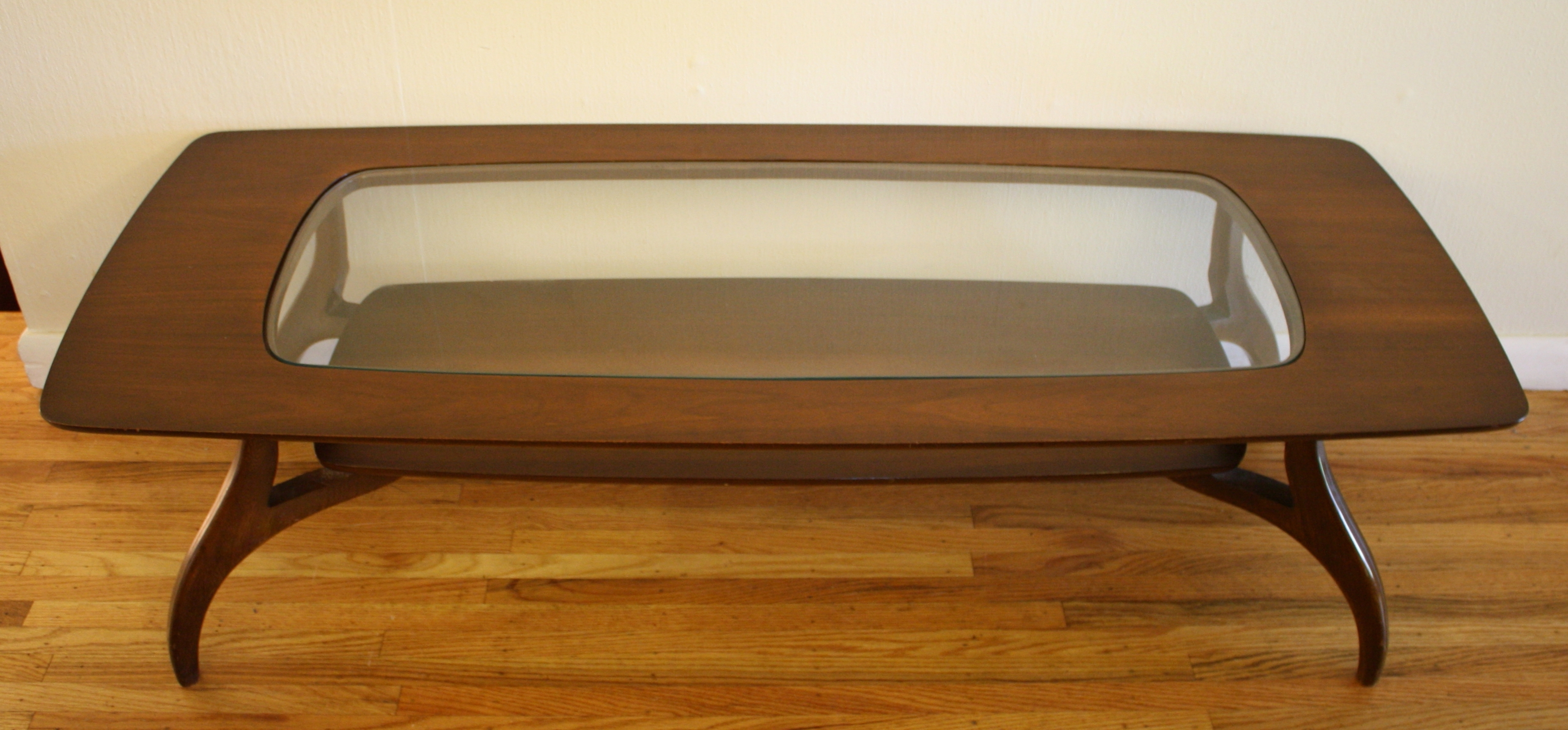 Picked Vintage Pertaining To Newest Smart Glass Top Coffee Tables (View 13 of 20)