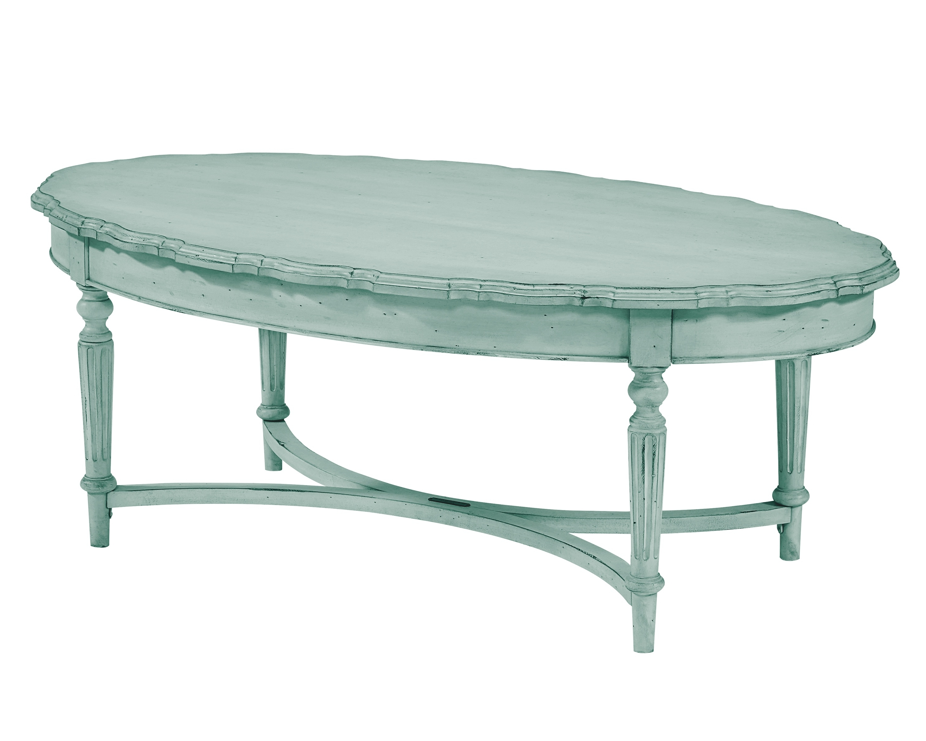 Featured Photo of Magnolia Home Ellipse Cocktail Tables By Joanna Gaines