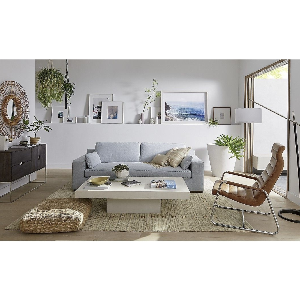 Featured Photo of Element Ivory Rectangular Coffee Tables