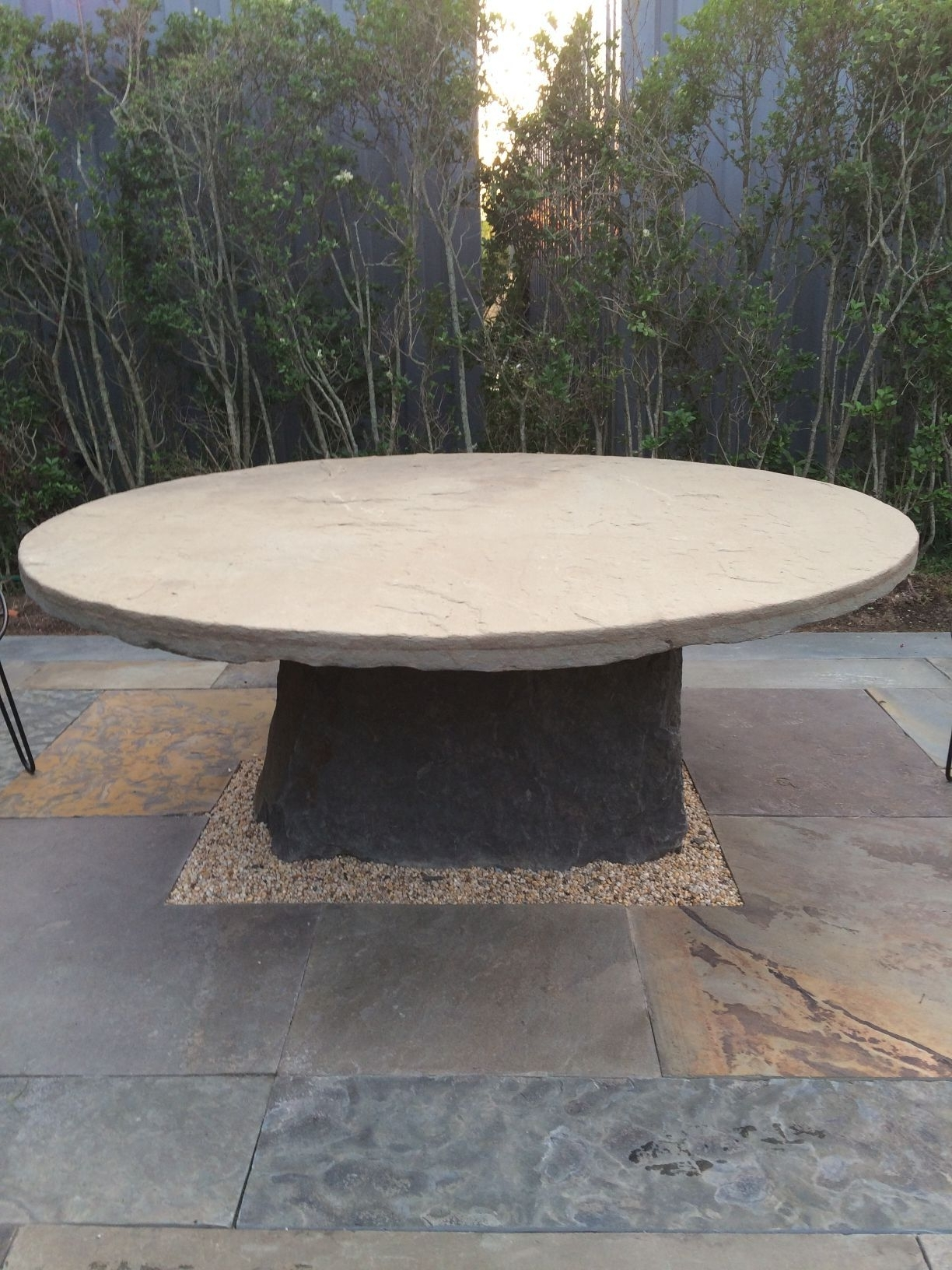 Popular Casbah Coffee Side Tables For Round Bluestone Dining Table (View 15 of 20)