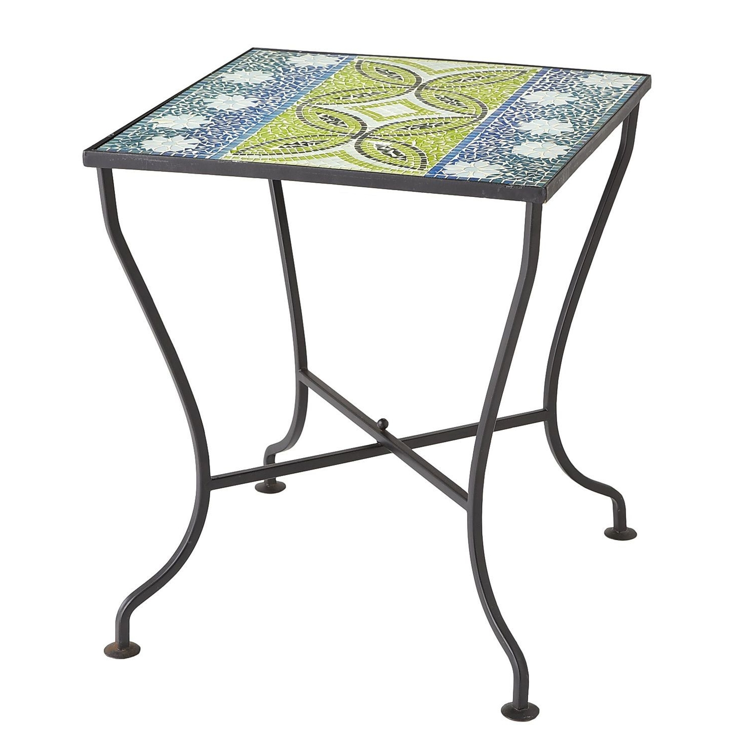 Popular Casbah Coffee Side Tables With Regard To Lani Mosaic Accent Table (View 13 of 20)