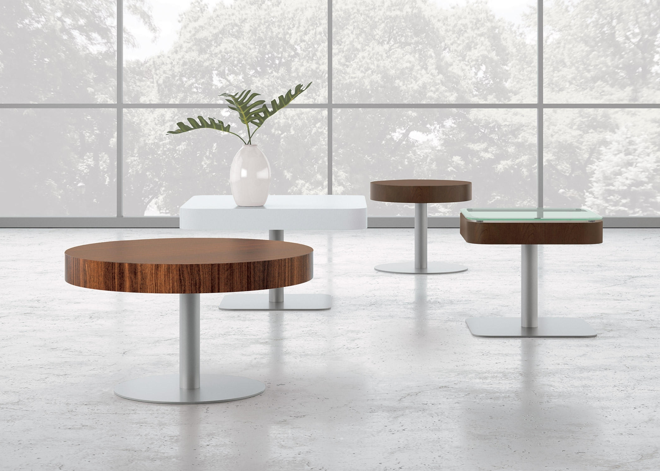 Popular Casbah Coffee Side Tables With Staccato Side Table – Side Tables From National Office Furniture (View 2 of 20)