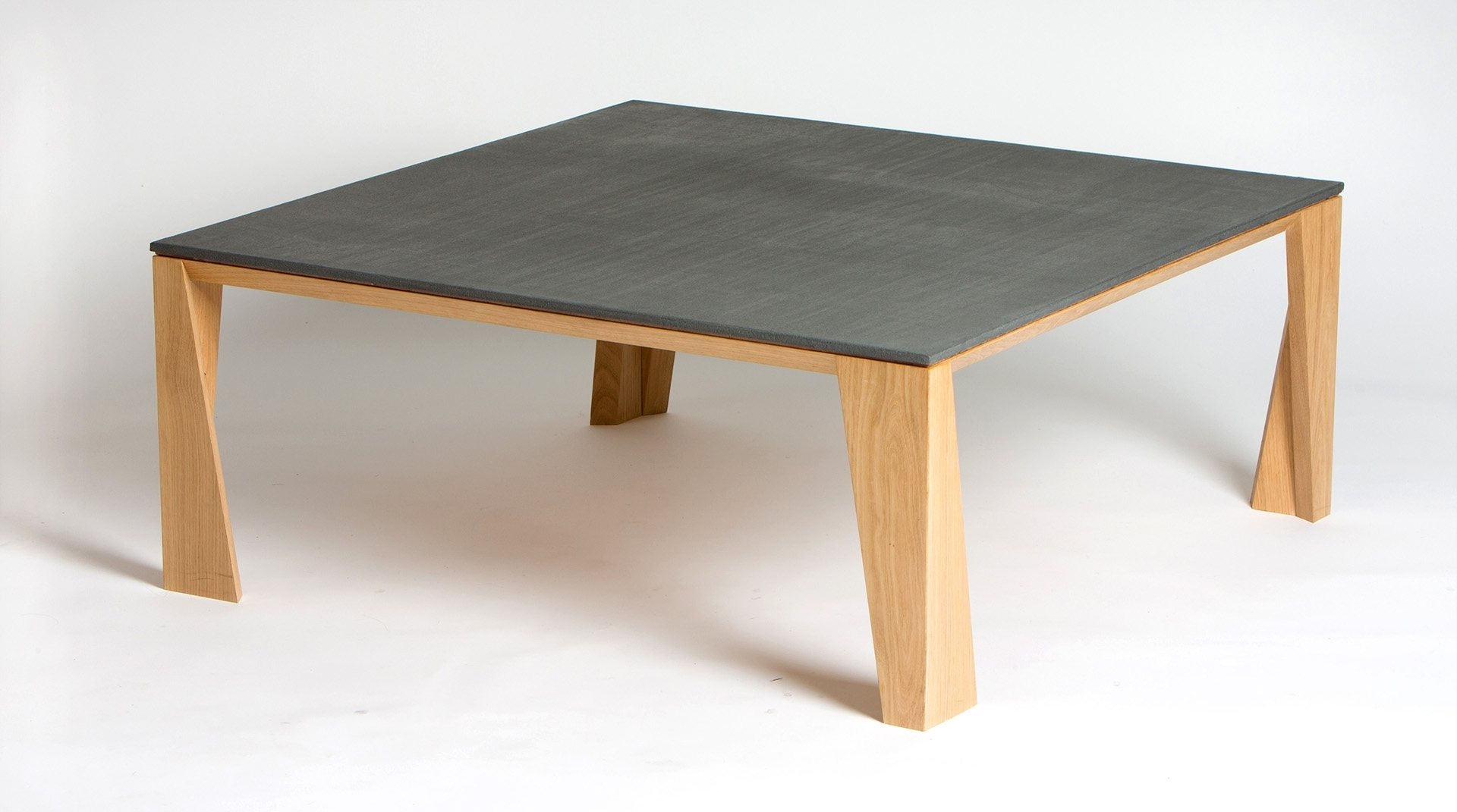 Popular Inverted Triangle Coffee Tables Pertaining To Hiryon « Vincentmayerdesign (View 11 of 20)