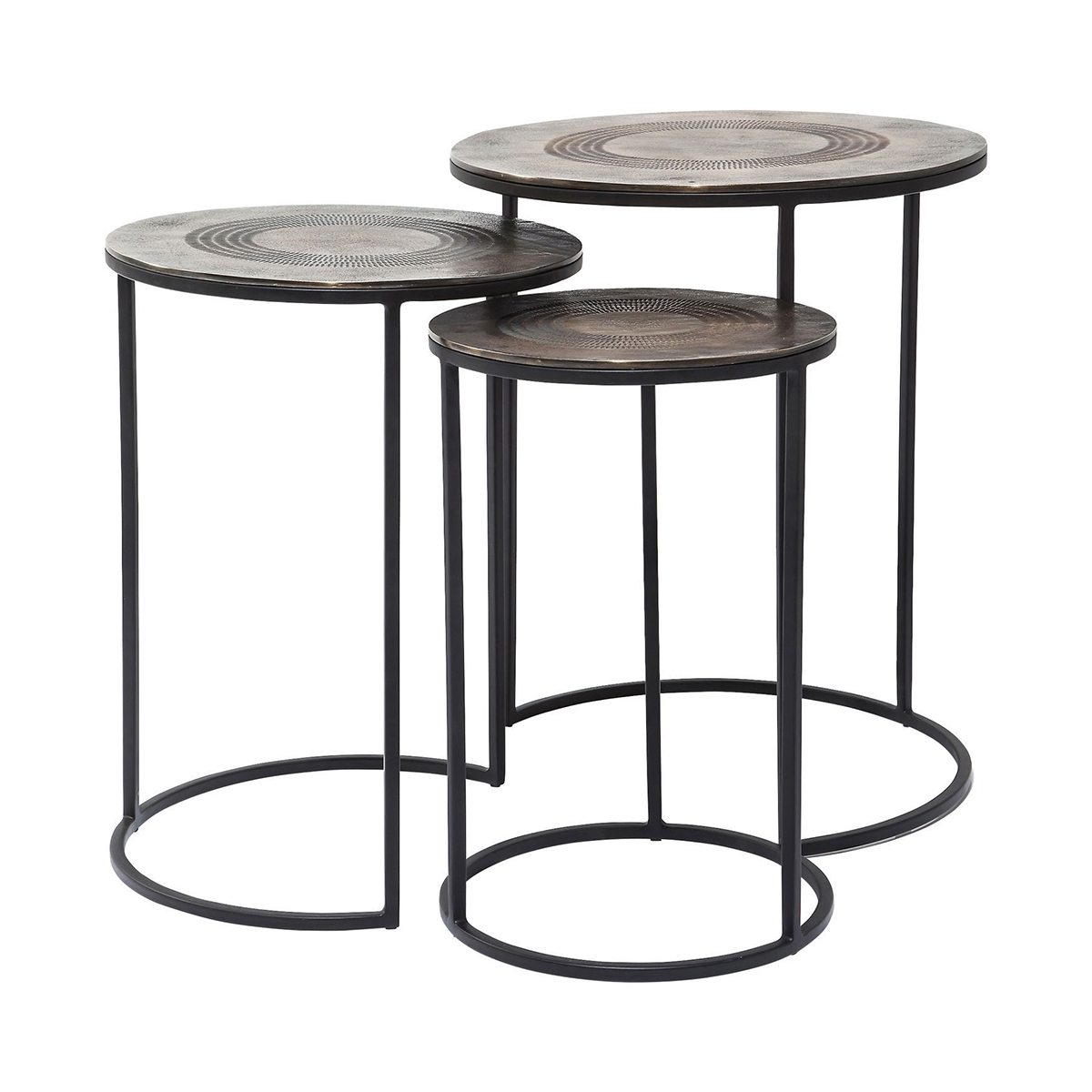 Popular Marrakesh Side Tables Intended For Marrakesh Side Table (3/set) • Woo  (View 14 of 20)