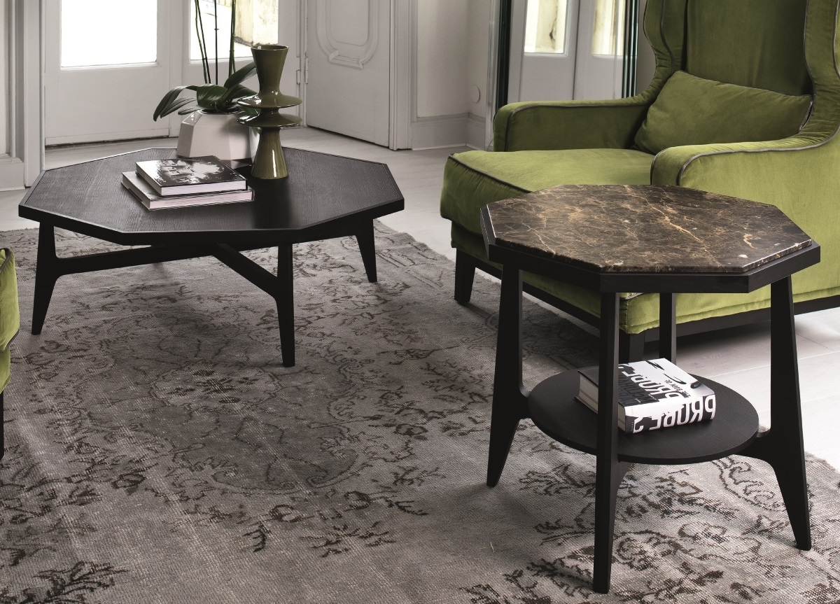 Porada Coffee Tables With Fashionable Marrakesh Side Tables (View 16 of 20)