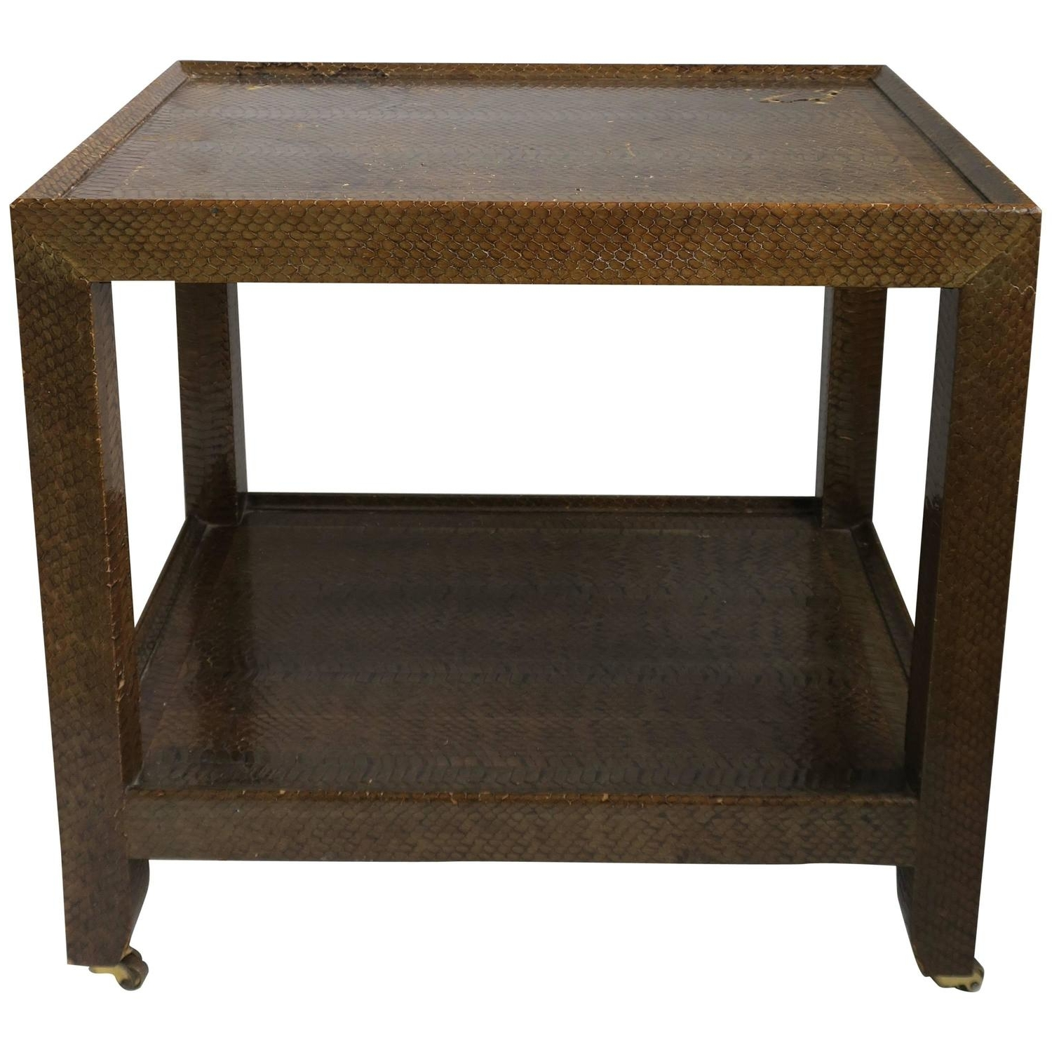 Post Modern Side Tables – 148 For Sale At 1stdibs Inside Well Liked Khacha Coffee Tables (View 3 of 20)