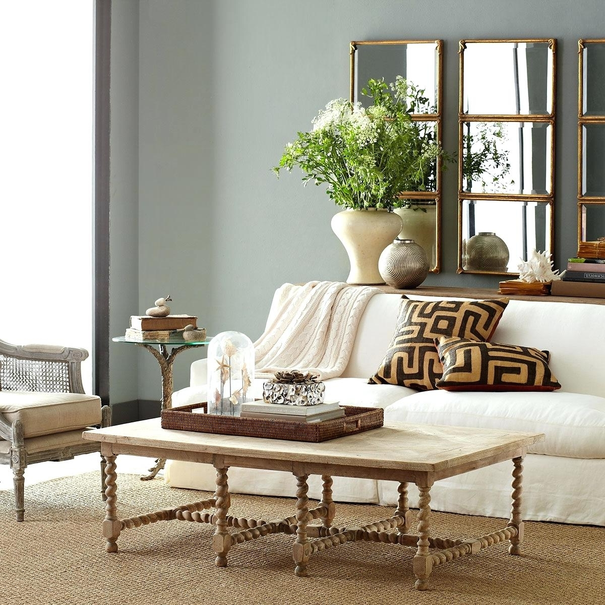 Preferred Disappearing Coffee Tables Intended For Wisteria Coffee Table Wisteria Waterfall Coffee Table Wisteria (View 6 of 20)