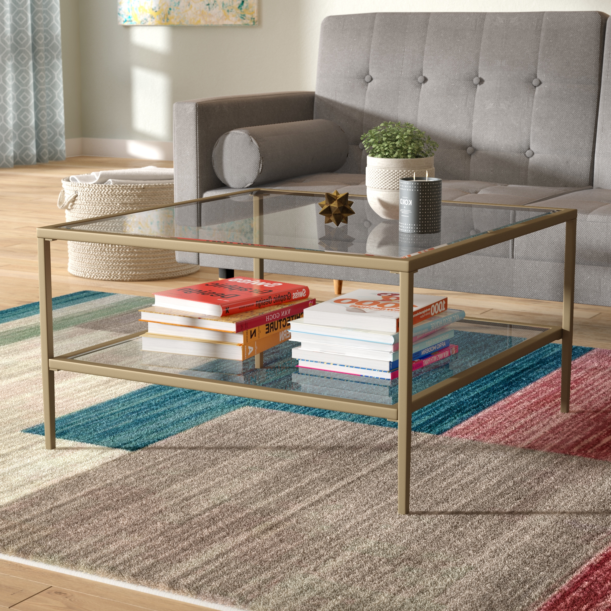 Preferred Grant Lift Top Cocktail Tables With Casters For Accent Tables – Small Tables You'll Love (View 20 of 20)