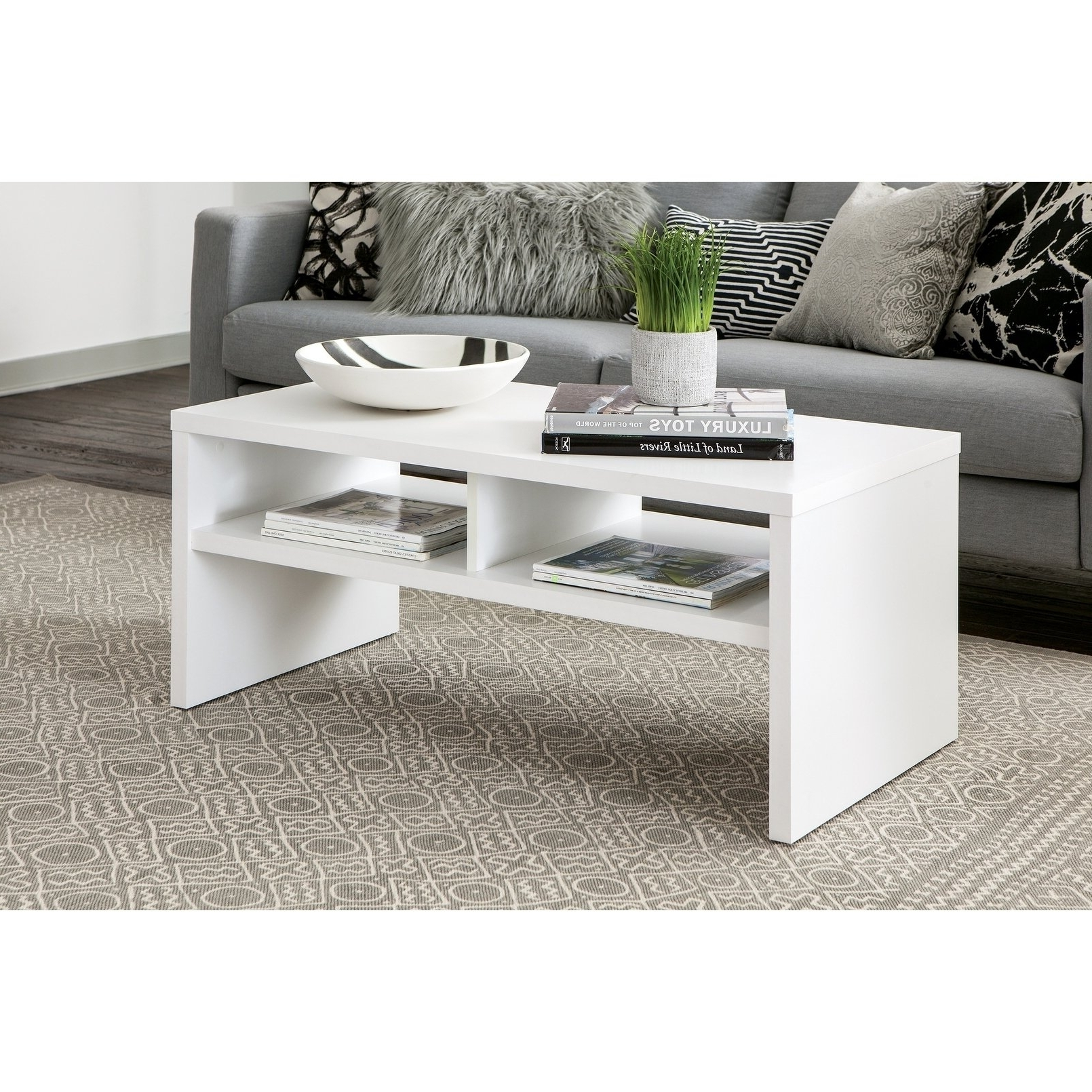 Preferred Modular Coffee Tables Regarding Shop Closetmaid Modular Coffee Table – Free Shipping Today (View 14 of 20)