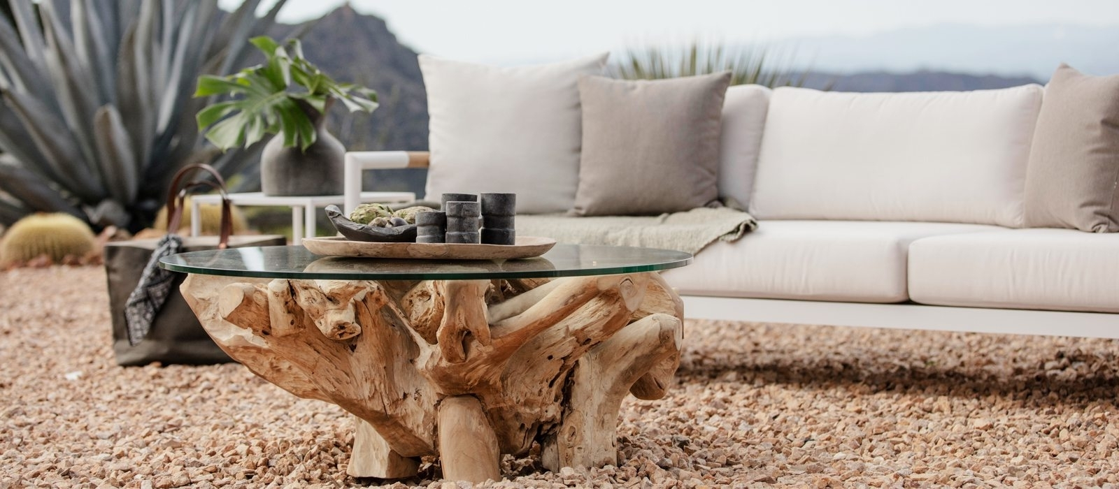 Pure Live Edge Coffee Table (Outdoor) – Harbour Outdoor In Trendy Live Edge Teak Coffee Tables (View 16 of 20)