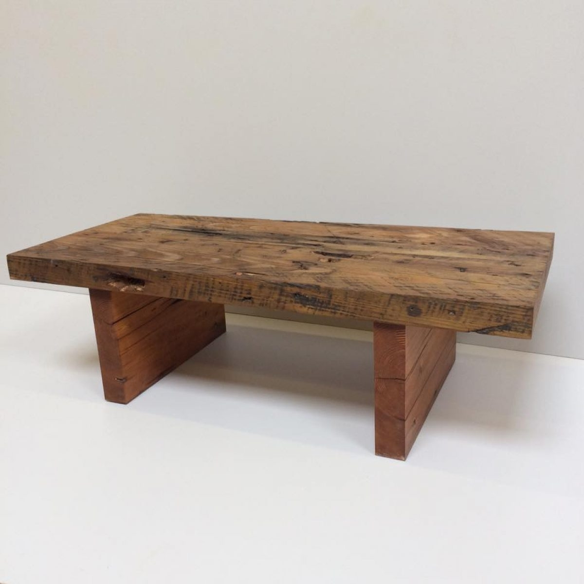 Recent Reclaimed Pine Coffee Tables In Reclaimed Pine Coffee Table – Coleman & Edwards Makers Of Fine Furniture (View 9 of 20)