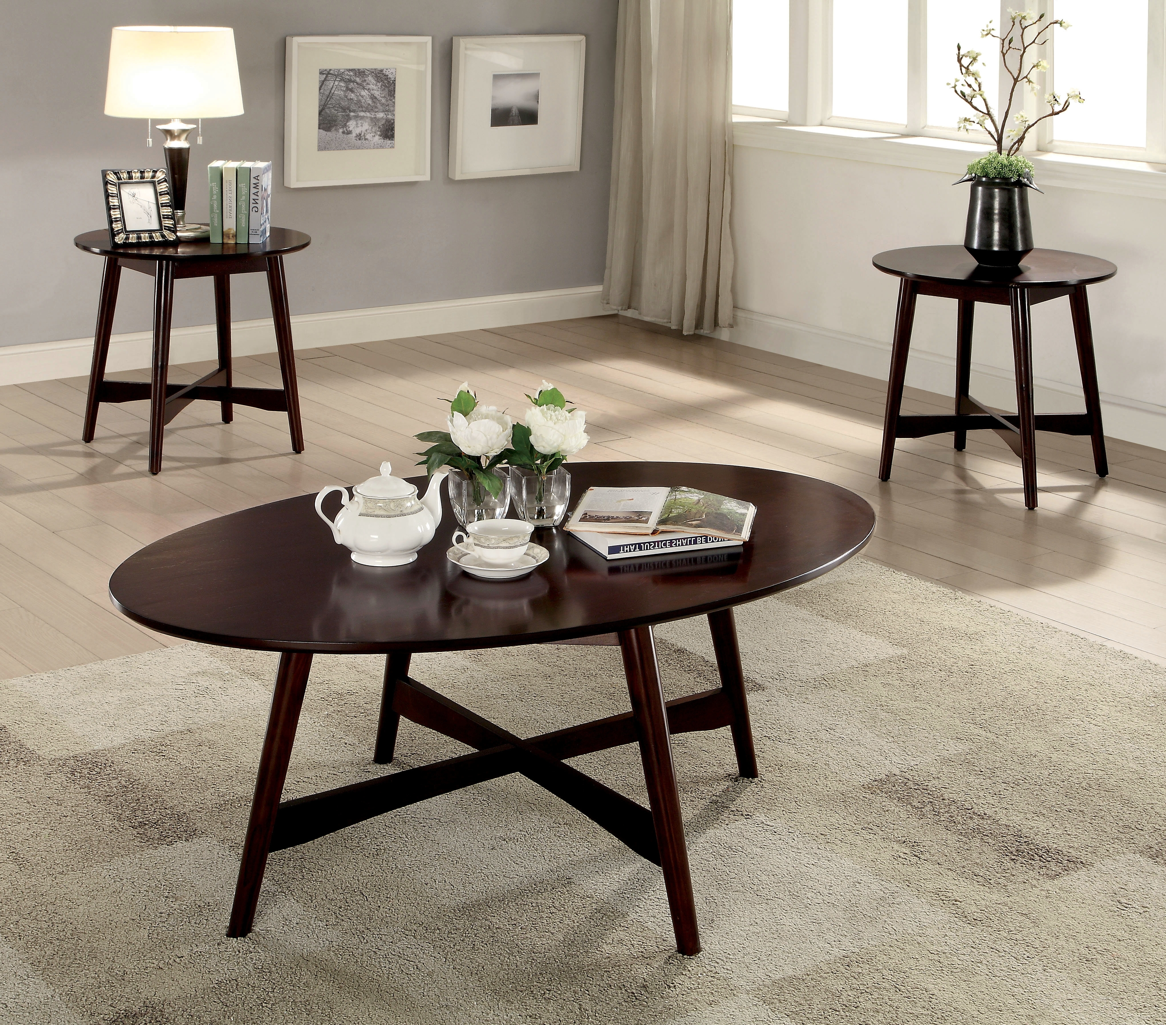 Featured Photo of Contemporary Curves Coffee Tables