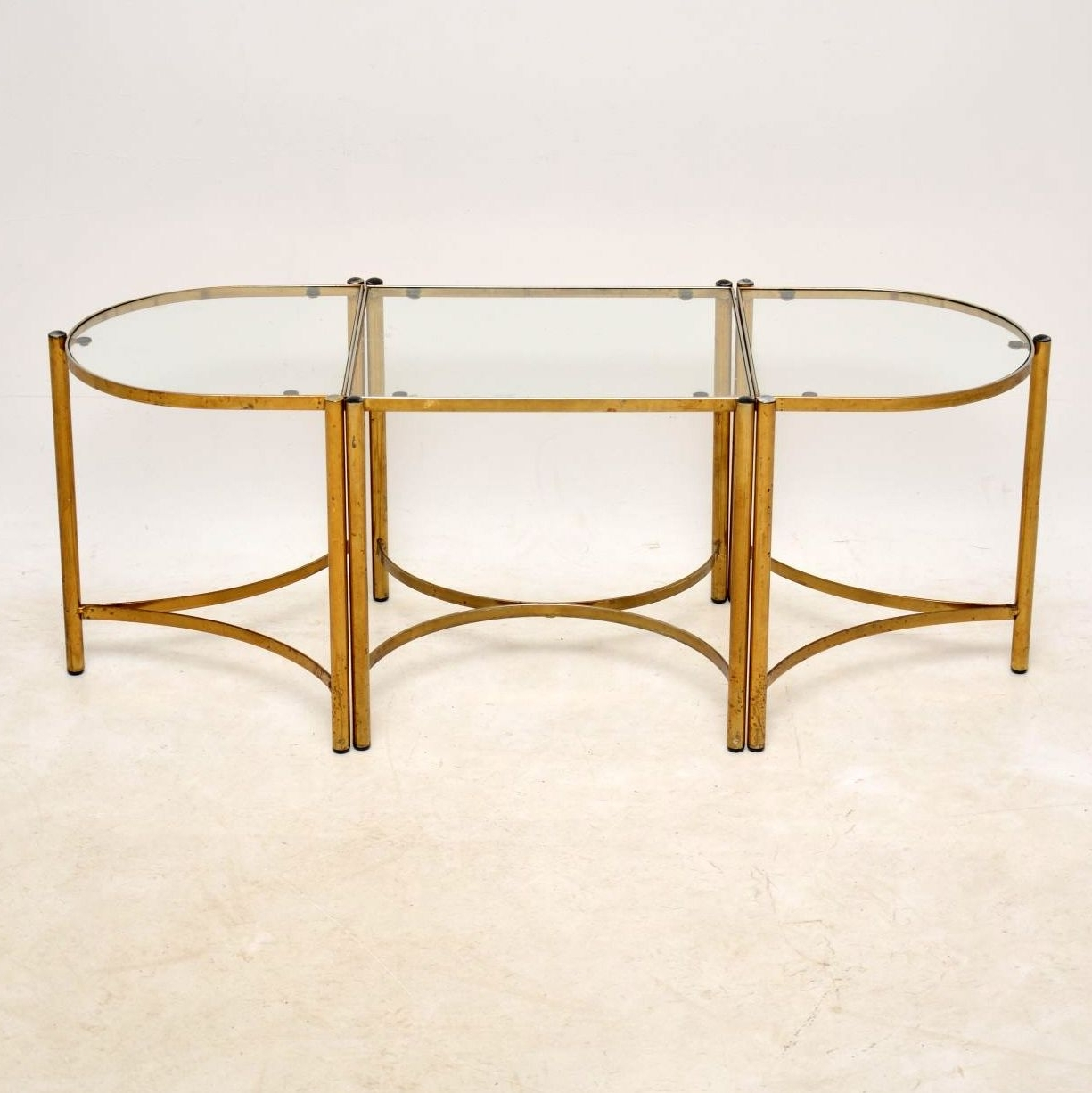 Retrospective Pertaining To Most Recently Released Antique Brass Coffee Tables (View 18 of 20)