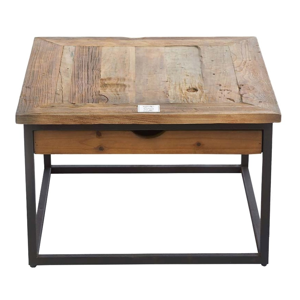 Riviera Maison Shelter Island Coffee Table 60x60cm (View 2 of 20)