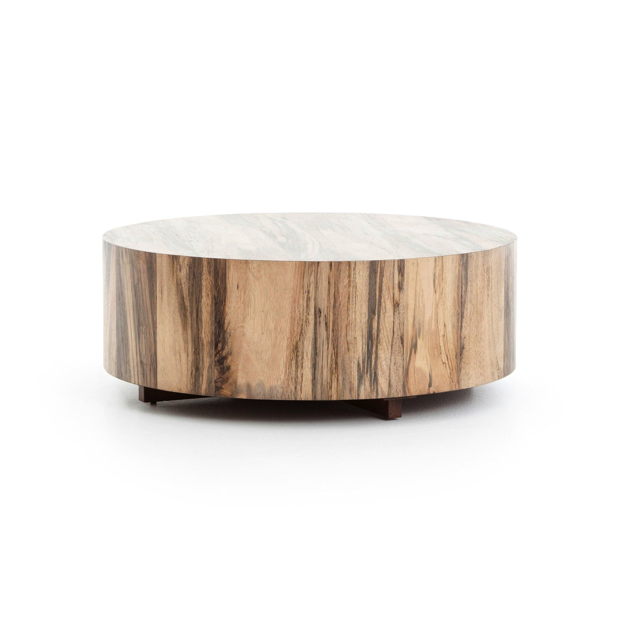 Round Coffee Table (View 15 of 20)