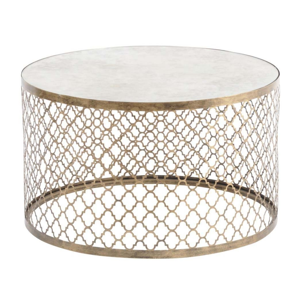 Round Coffee Tables – Our Pick Of The Best (View 18 of 20)