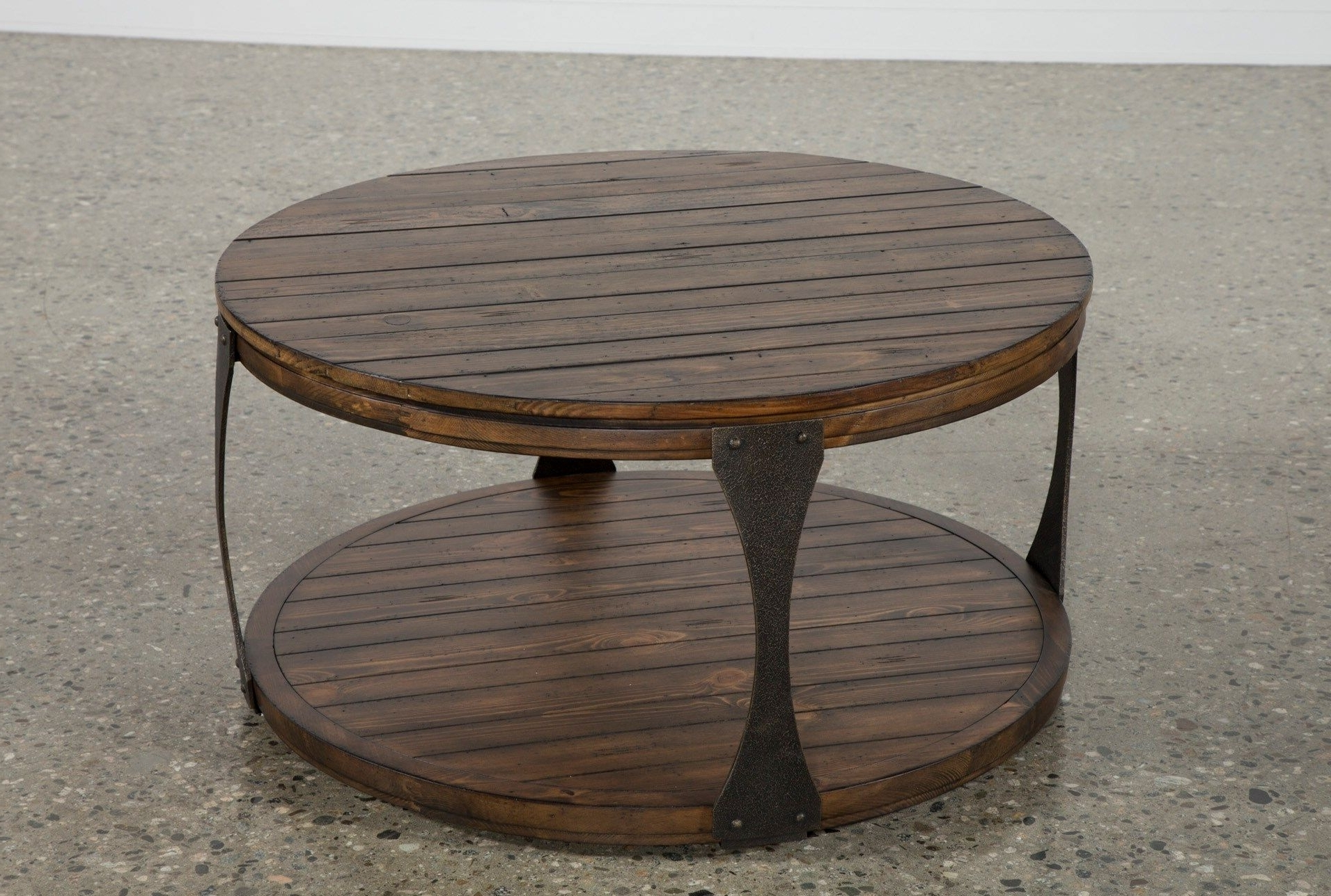 Featured Photo of Blanton Round Cocktail Tables
