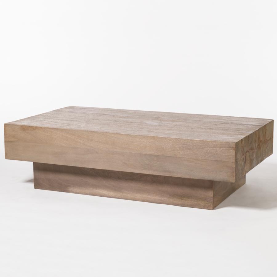Santa Fe Coffee Table – Alder & Tweed Furniture Intended For Popular Santa Fe Coffee Tables (View 10 of 20)