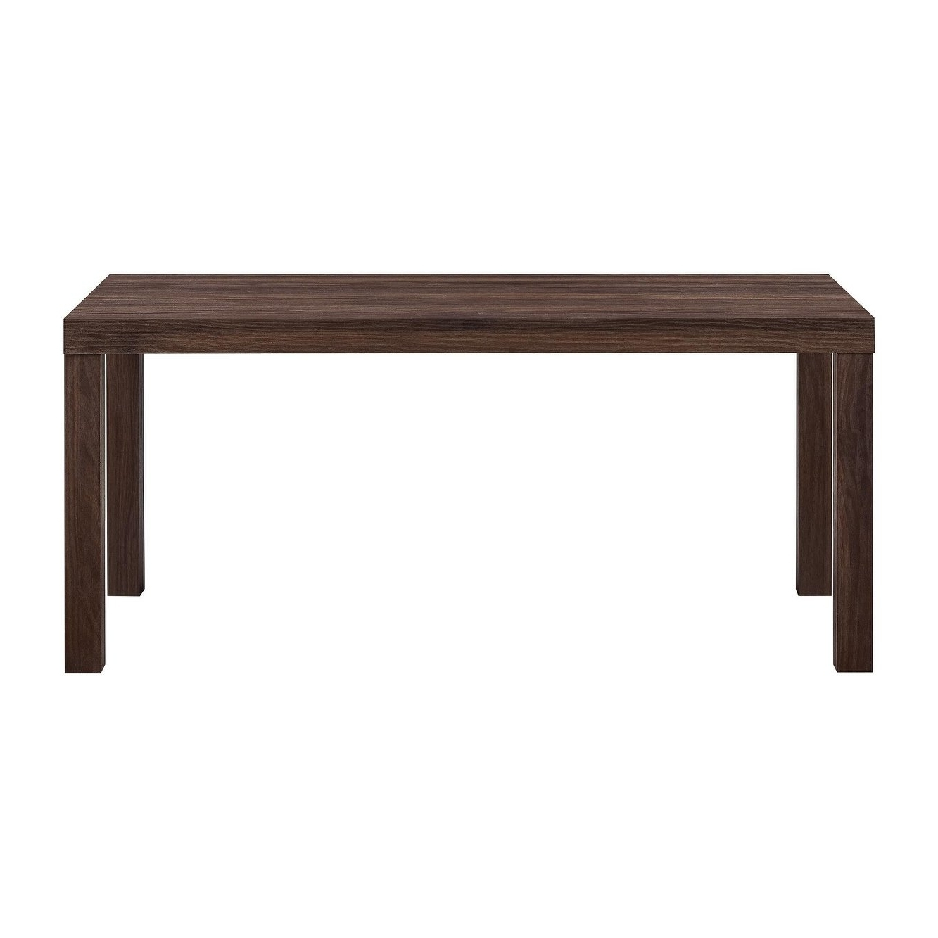 Shop Avenue Greene Jaxon Walnut Coffee Table – Free Shipping Today Within Famous Jaxon Cocktail Tables (View 10 of 20)
