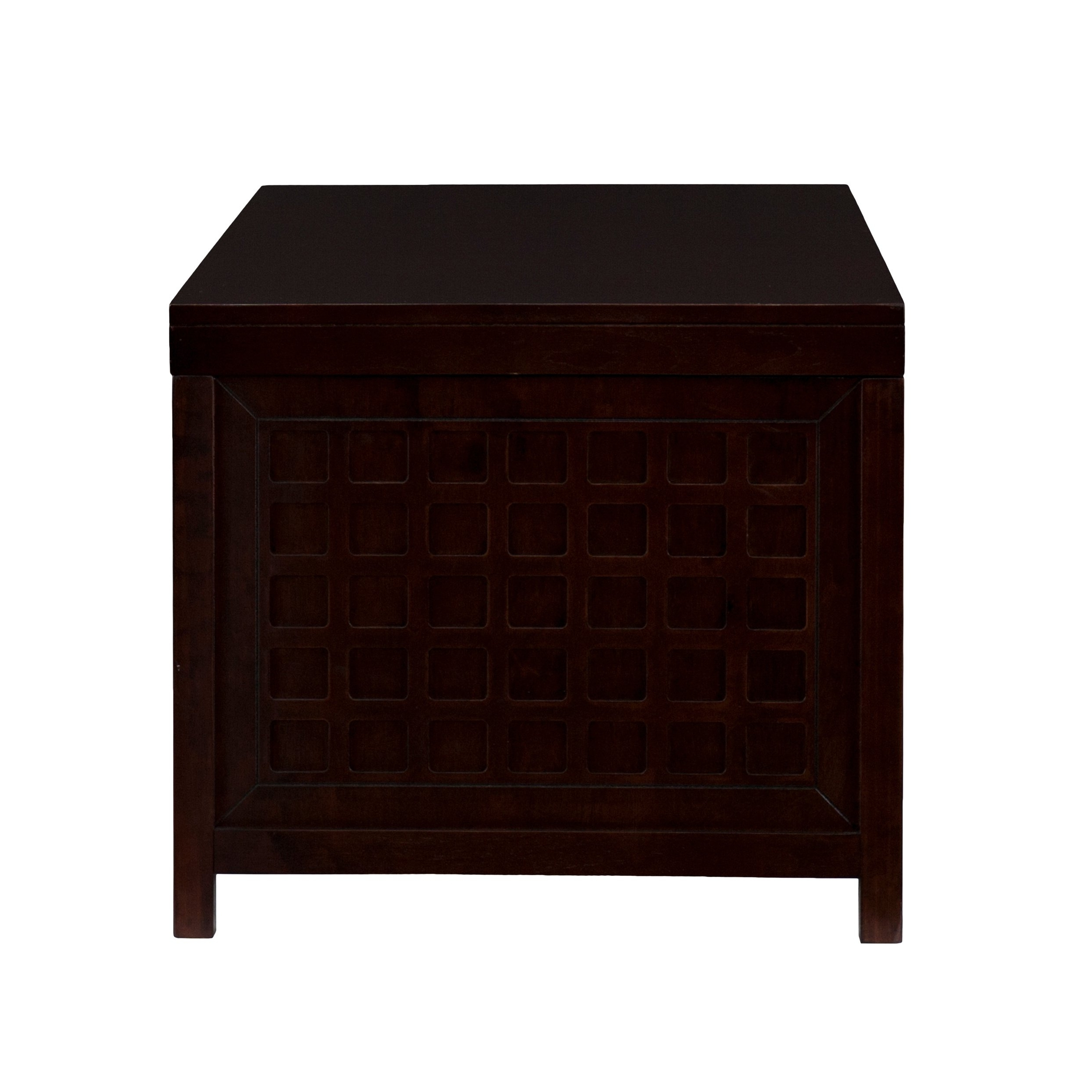 Shop Harper Blvd Anson Cocktail Trunk Table – Espresso – On Sale Within Most Recently Released Anson Cocktail Tables (View 16 of 20)
