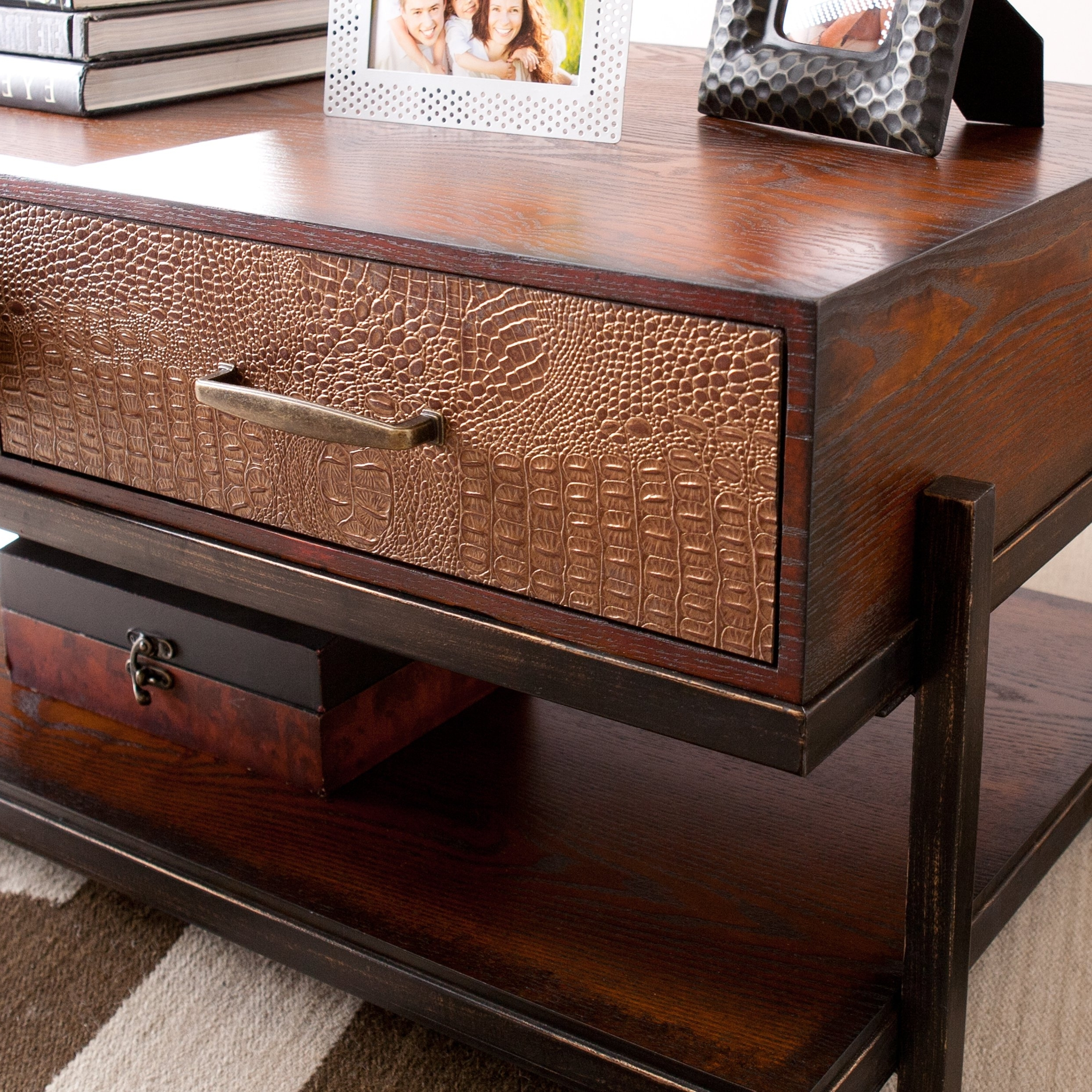 Shop Harper Blvd Palmer Cocktail/ Coffee Table – Free Shipping Today Regarding Famous Palmer Storage Cocktail Tables (View 6 of 20)