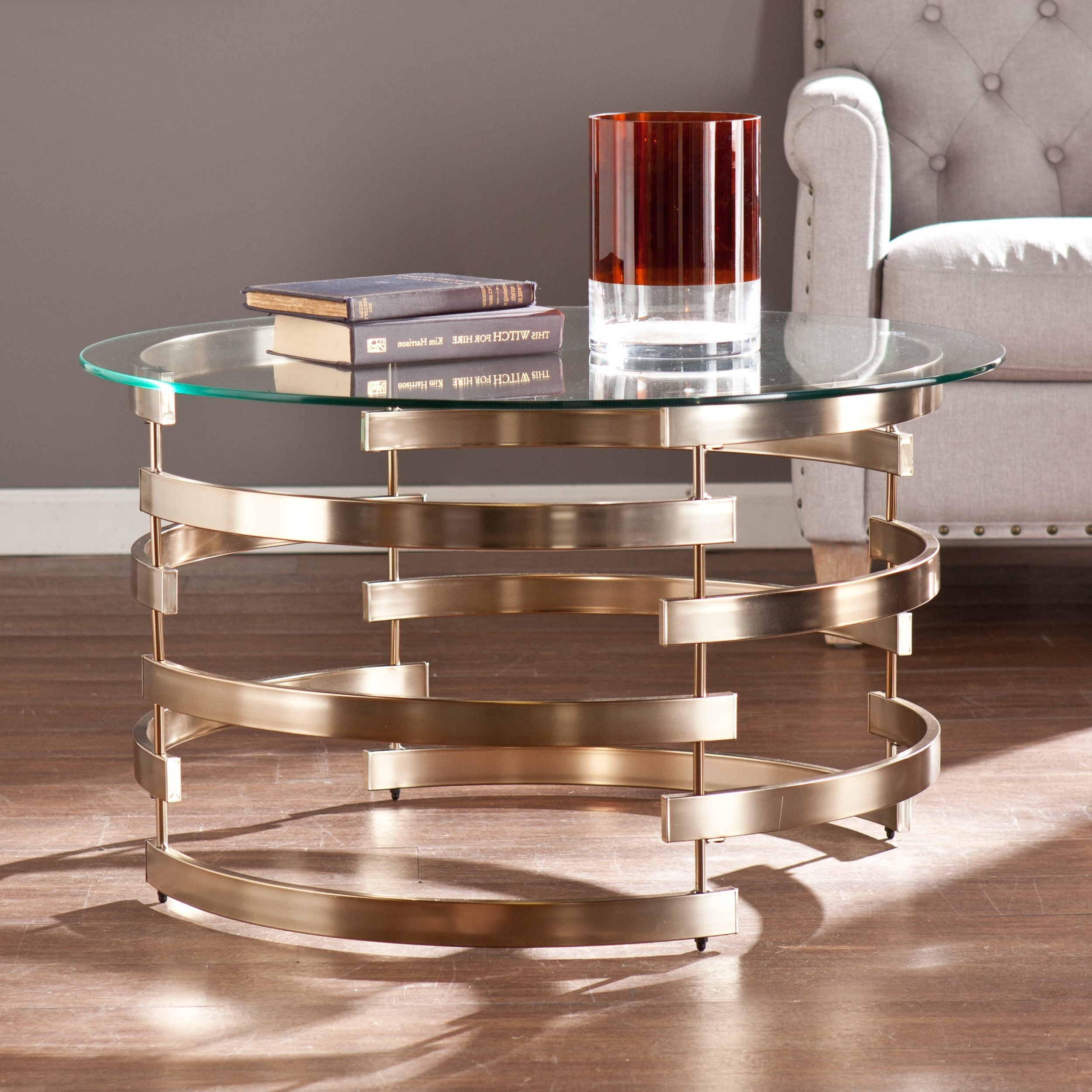 Shop Silver Orchid Grant Cocktail/ Coffee Table – Free Shipping For Best And Newest Candice Ii Storage Cocktail Tables (View 16 of 20)