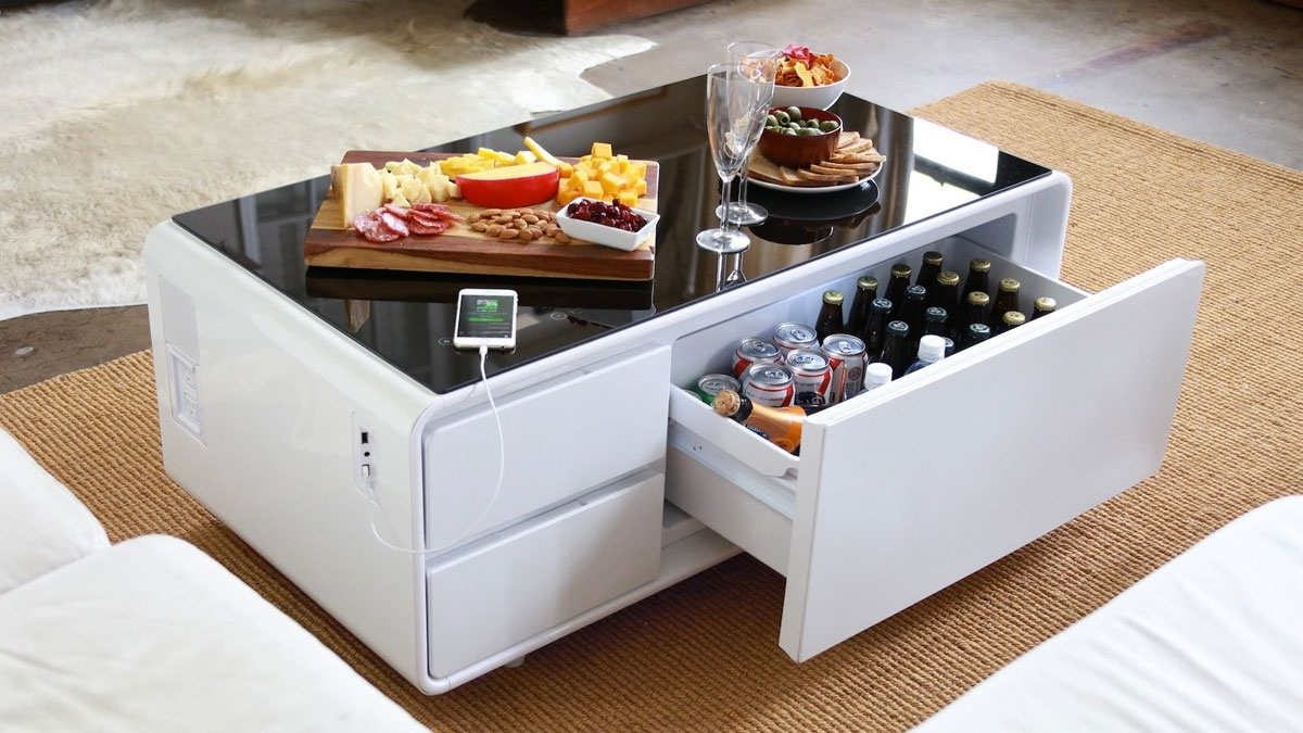 Sobro Cooler Coffee Table (View 11 of 20)