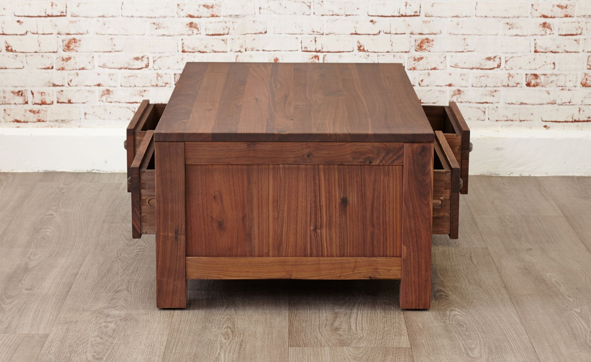 Solid Walnut Coffee Table (View 12 of 20)