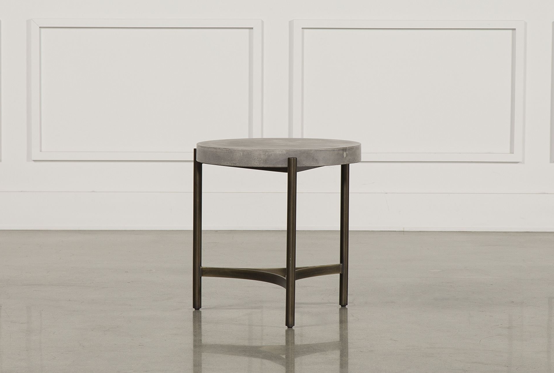 Stratus End Table (View 15 of 20)