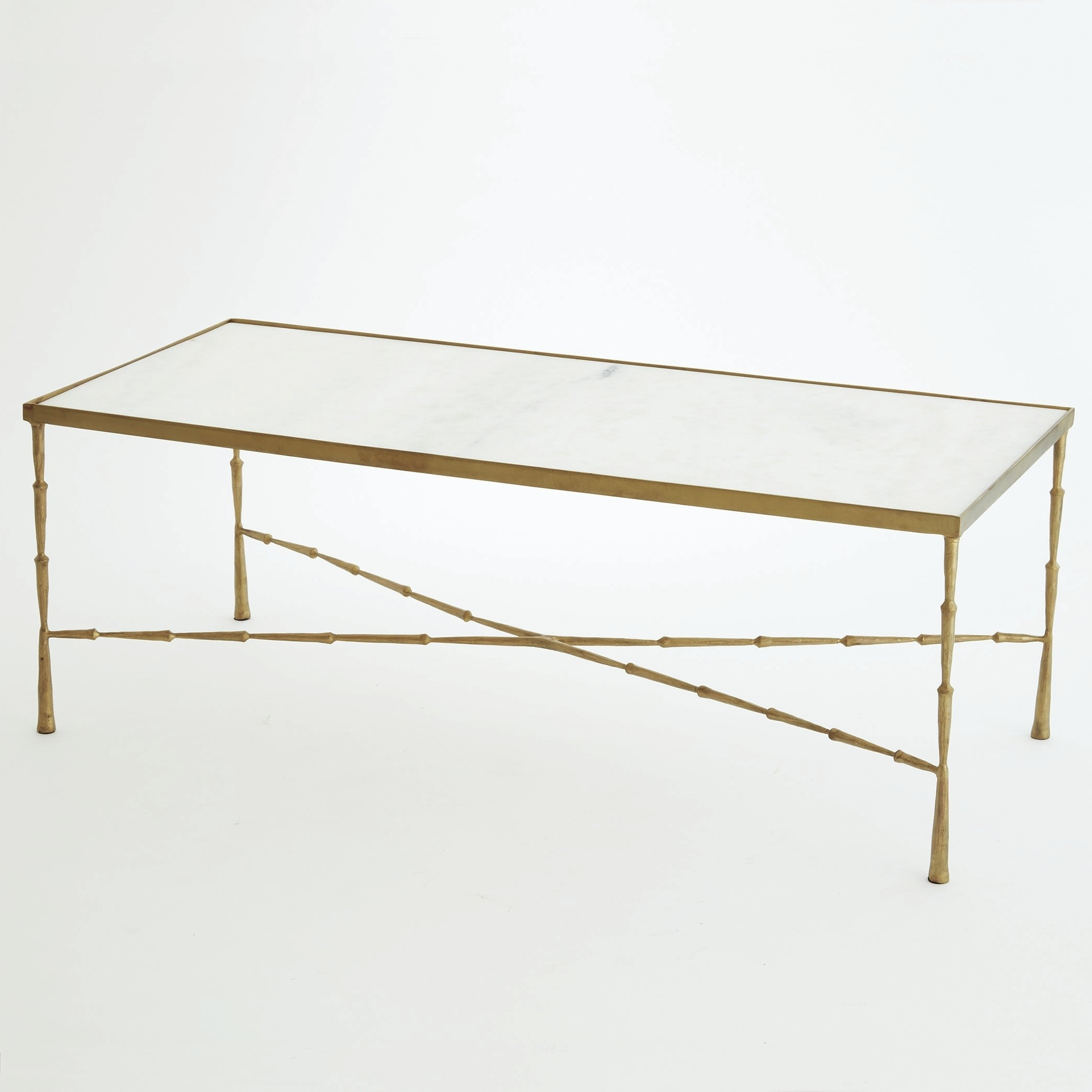 Studio A Spike Marble Coffee Table (View 15 of 20)