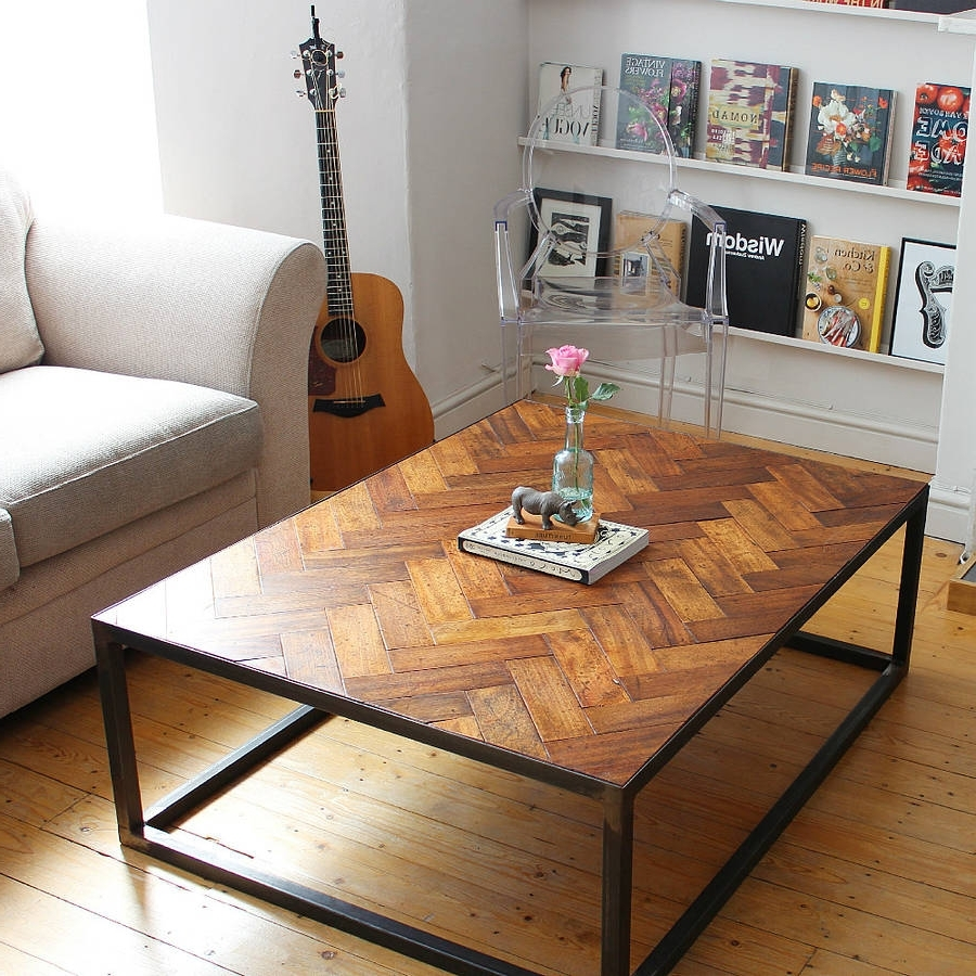 Stunning Parquet Coffee Table With 1000 Images About Parquet On Intended For Most Recently Released Parquet Coffee Tables (View 18 of 20)