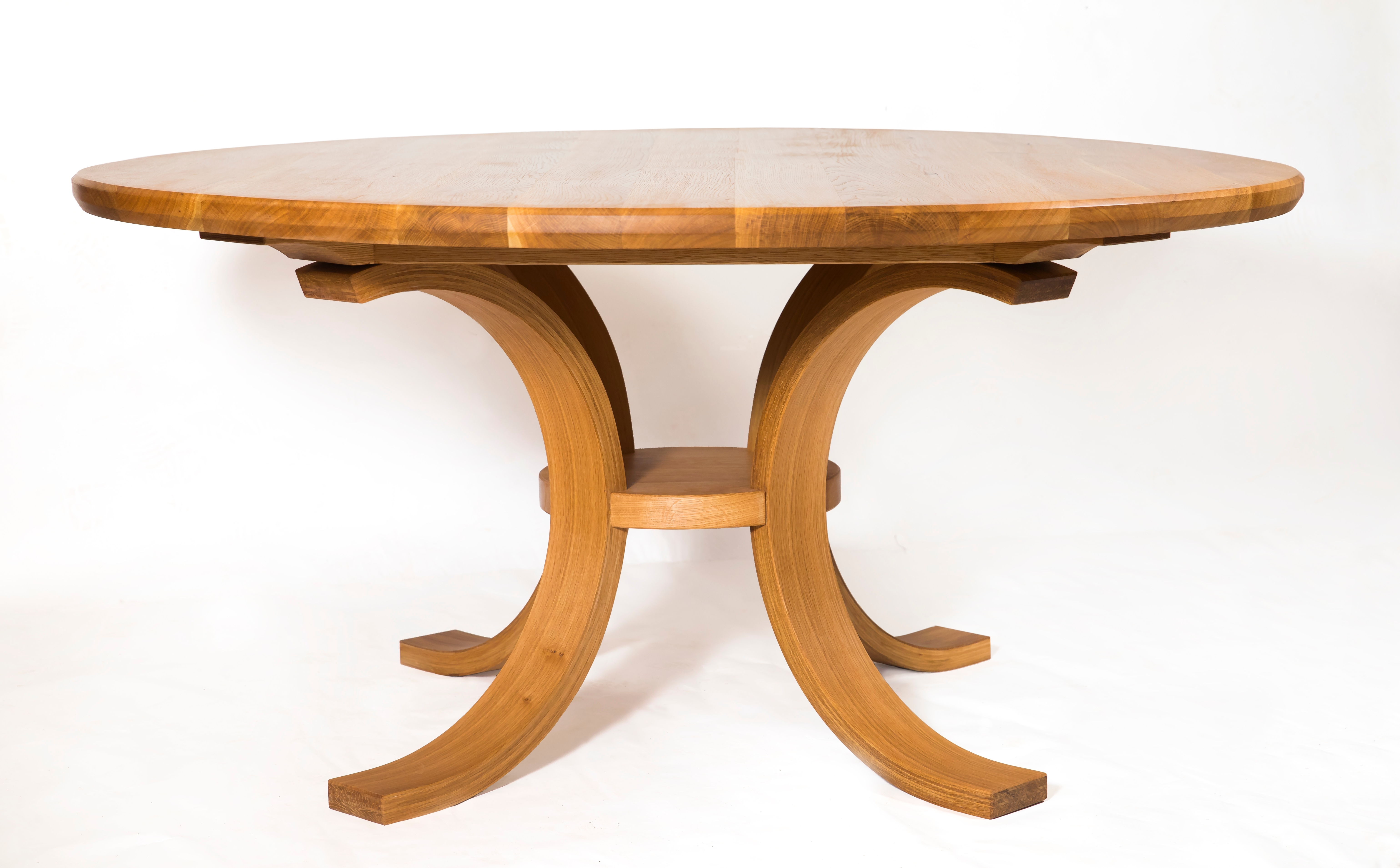 """Swell"""" Circular Dining Table – Shane Tubrid Furnituredesign Intended For Most Popular Swell Round Coffee Tables (View 14 of 20)"""